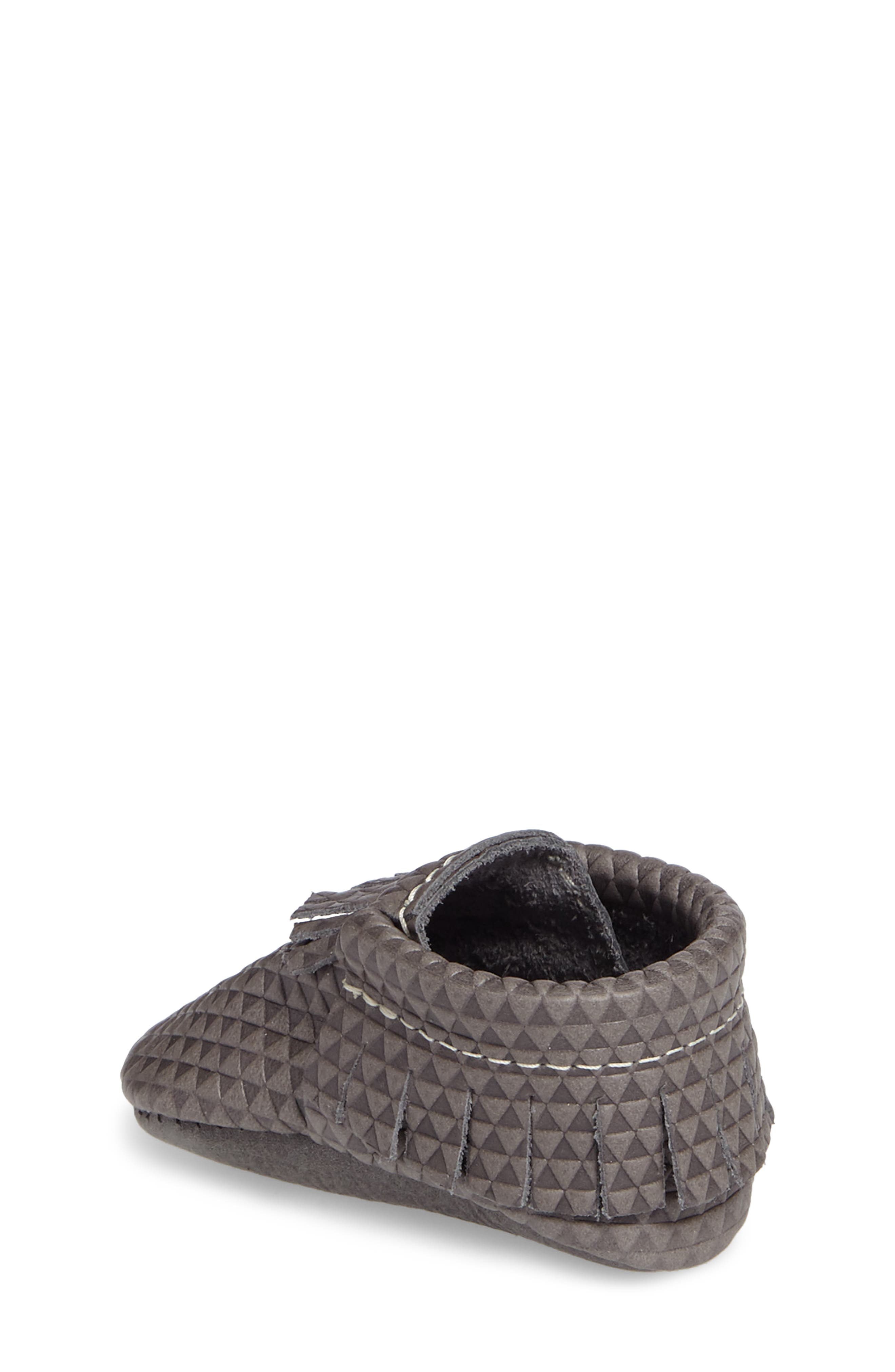Triangles Print Moccasin,                             Alternate thumbnail 2, color,                             Triangles