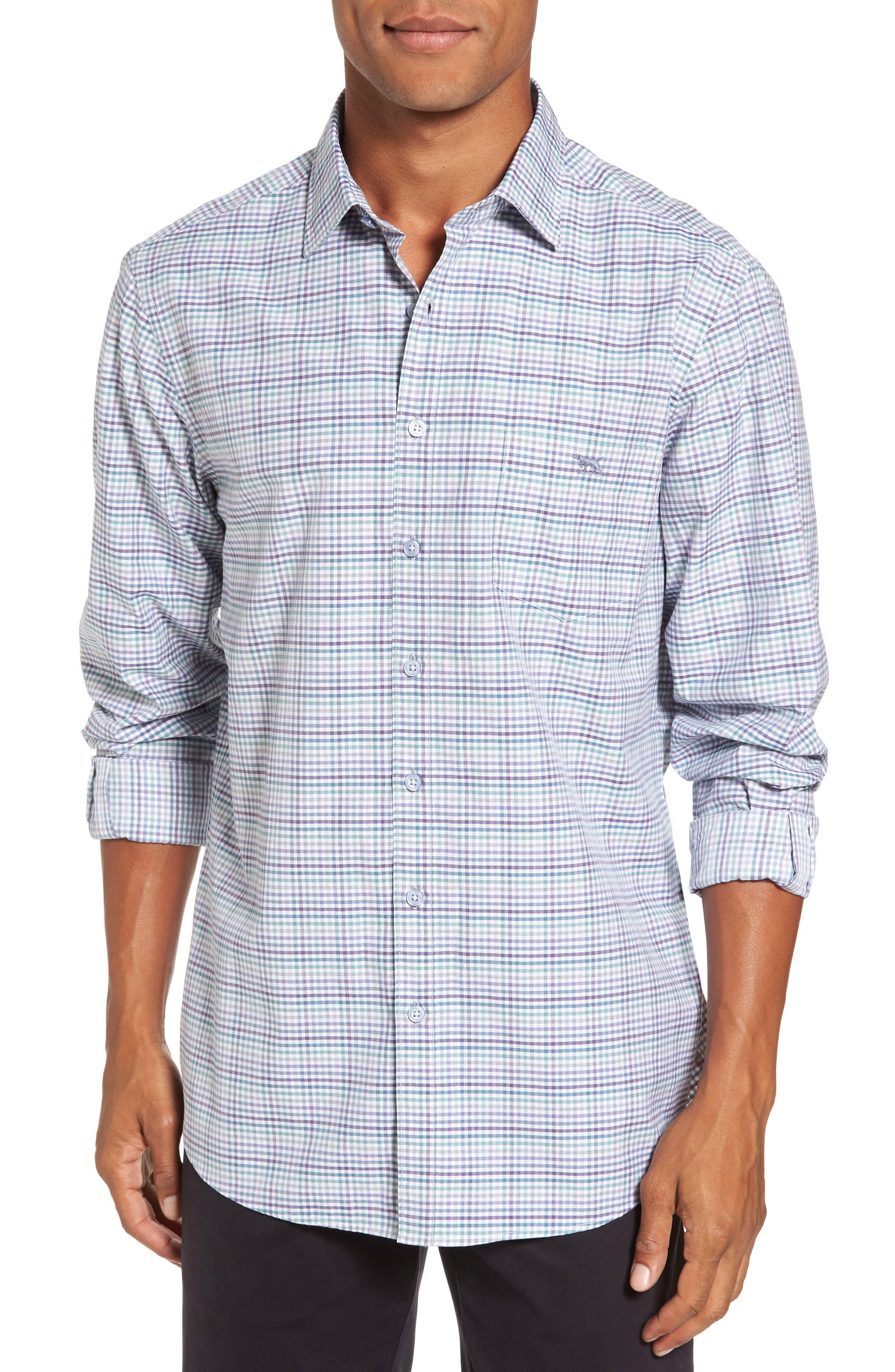 Alternate Image 1 Selected - Rodd & Gunn Woodlaw Original Fit Check Sport Shirt