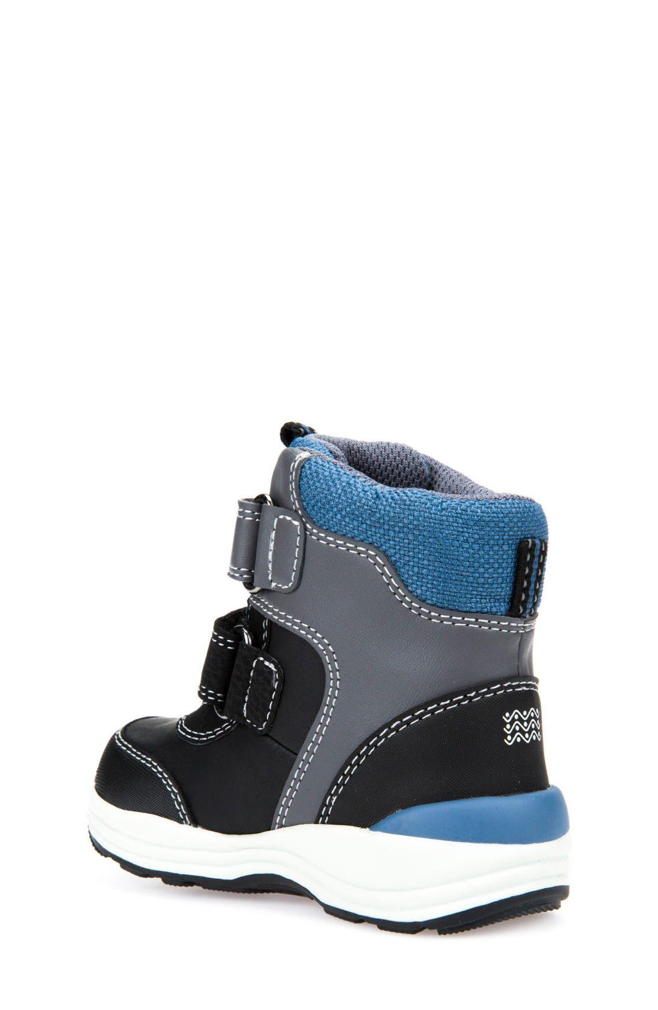 Gulp ABX Waterproof Boot,                             Alternate thumbnail 2, color,                             Dark Grey/ Avio