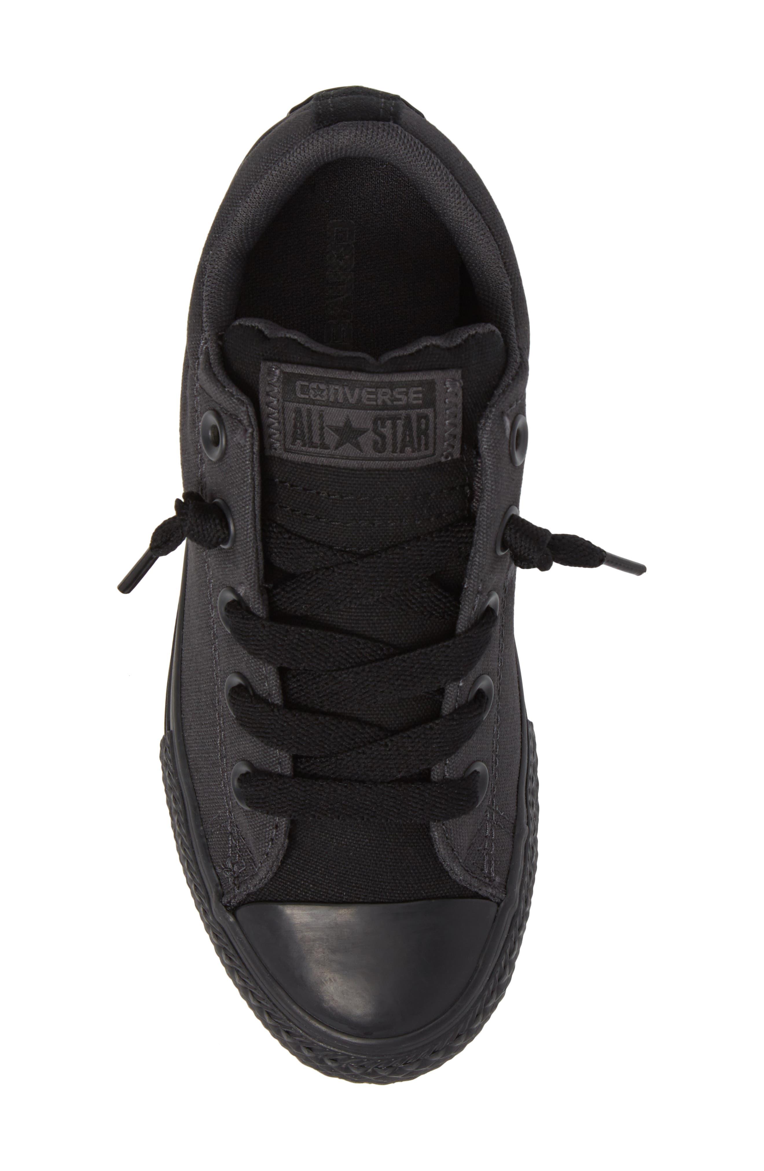 Alternate Image 5  - Converse All Star® Street Slip Low Top Sneaker (Toddler, Little Kid & Big Kid)