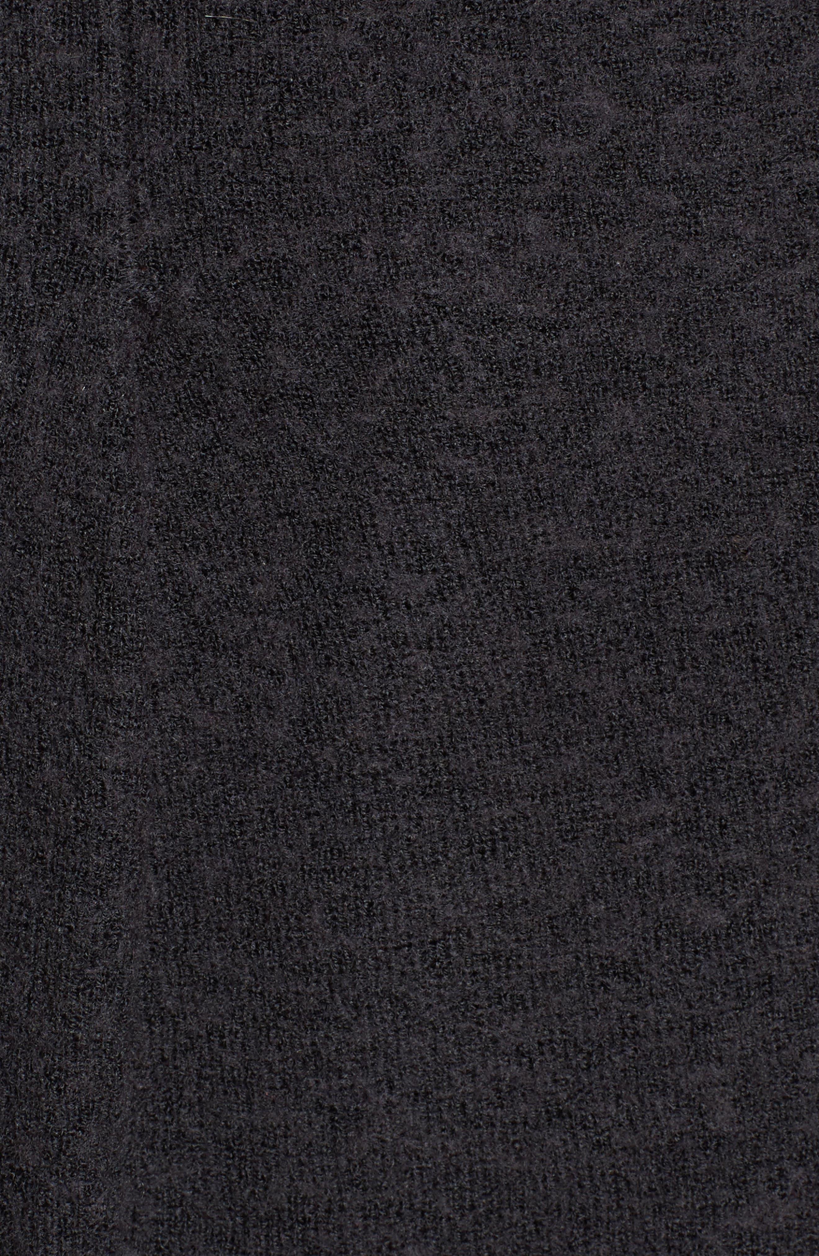 Alternate Image 6  - Treasure & Bond x Something Navy Wrap Cardigan