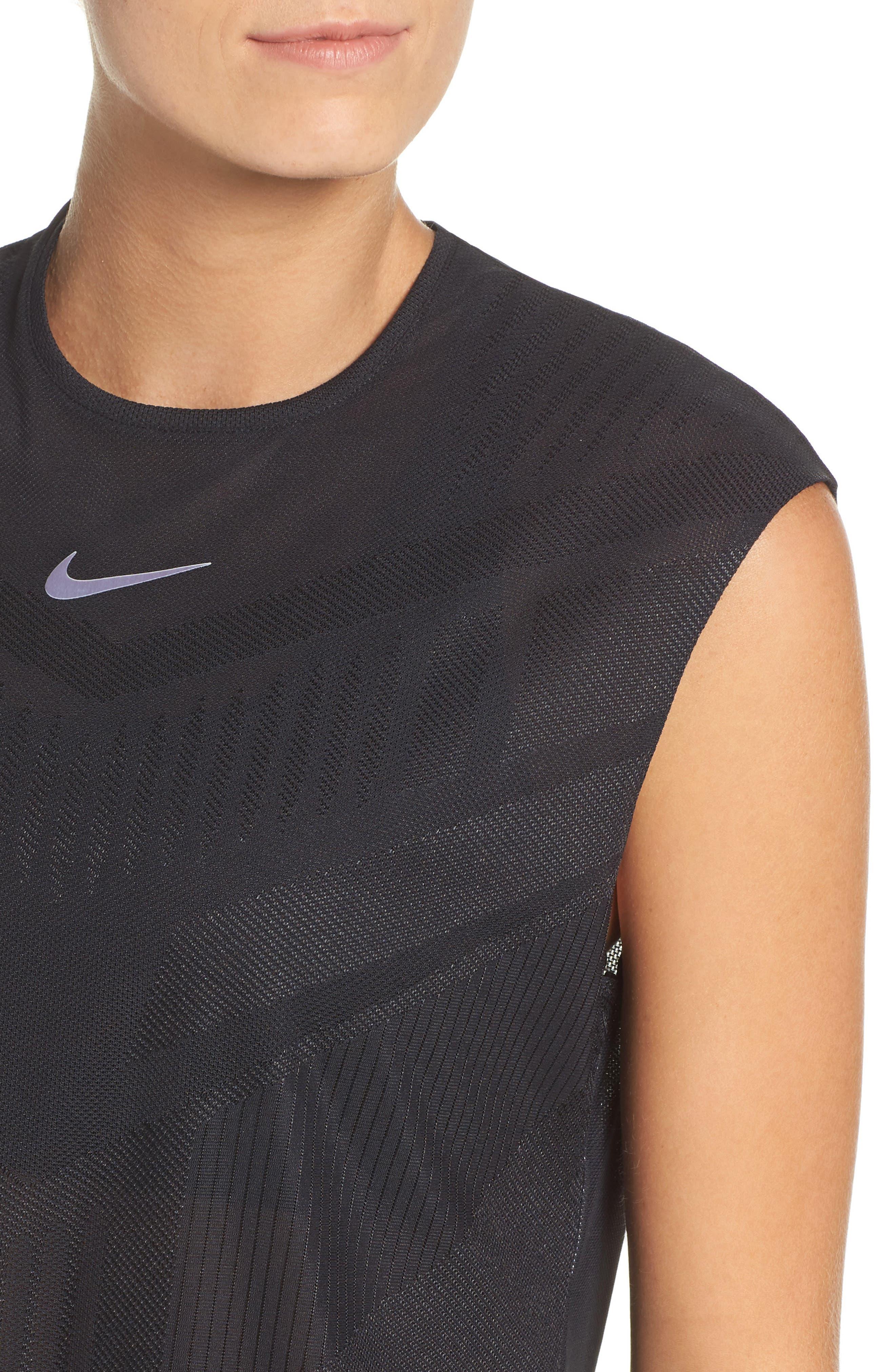 Alternate Image 4  - Nike Court Dry Slam Tennis Tank