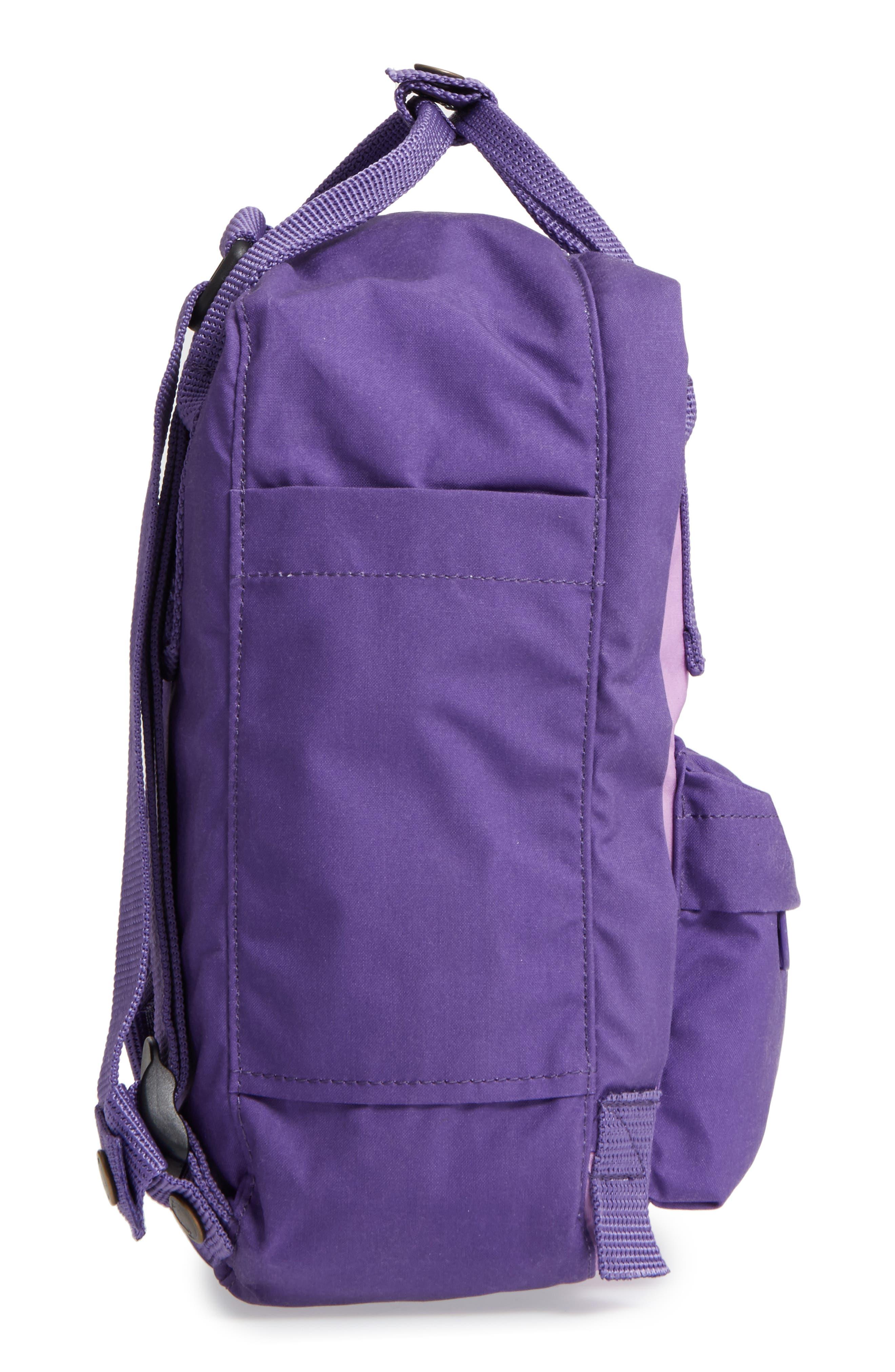 Alternate Image 3  - Fjällräven Arctic Fox Mini Kånken Backpack