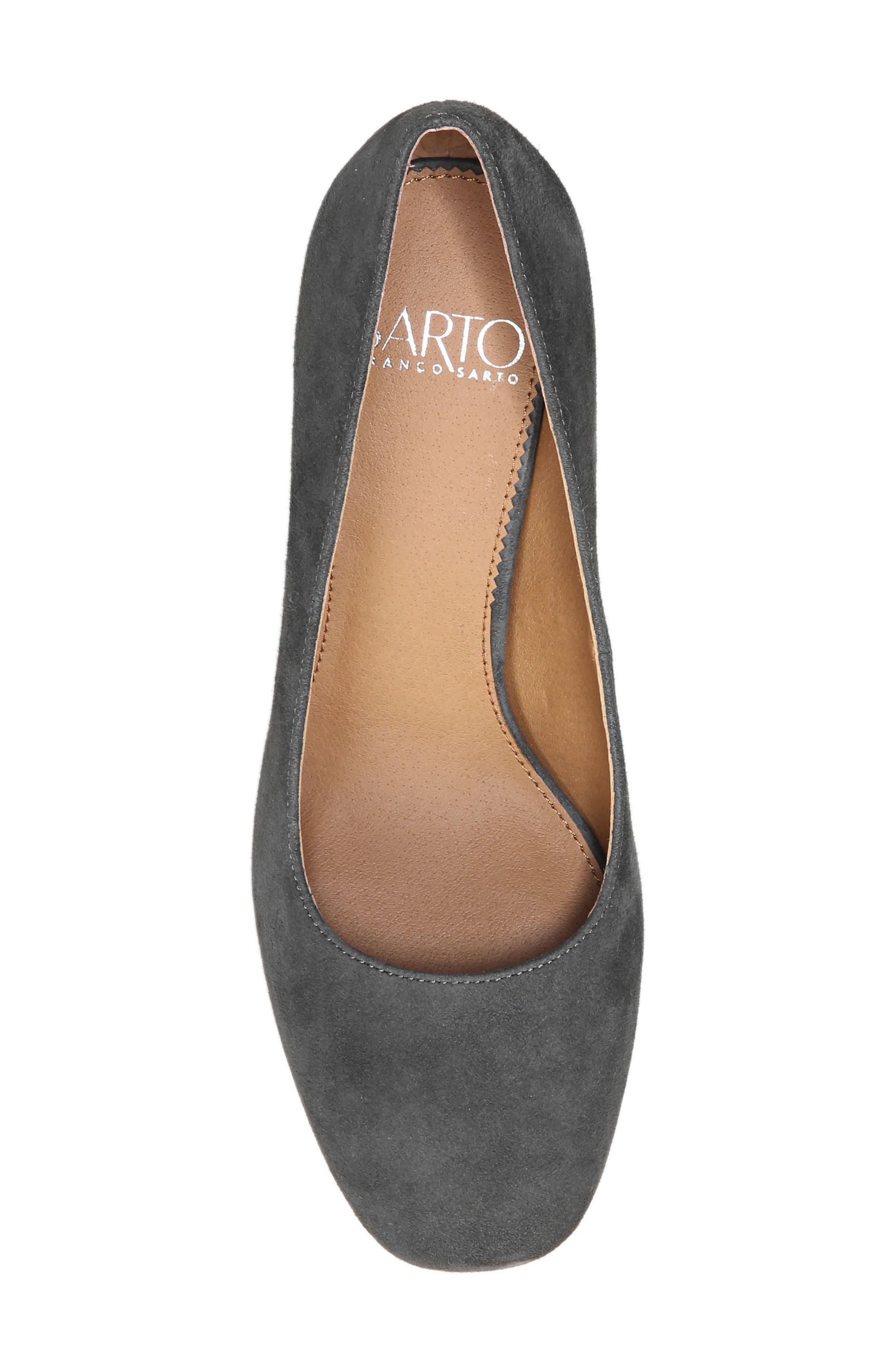 Alternate Image 5  - SARTO by Franco Sarto Taisley Pump (Women)
