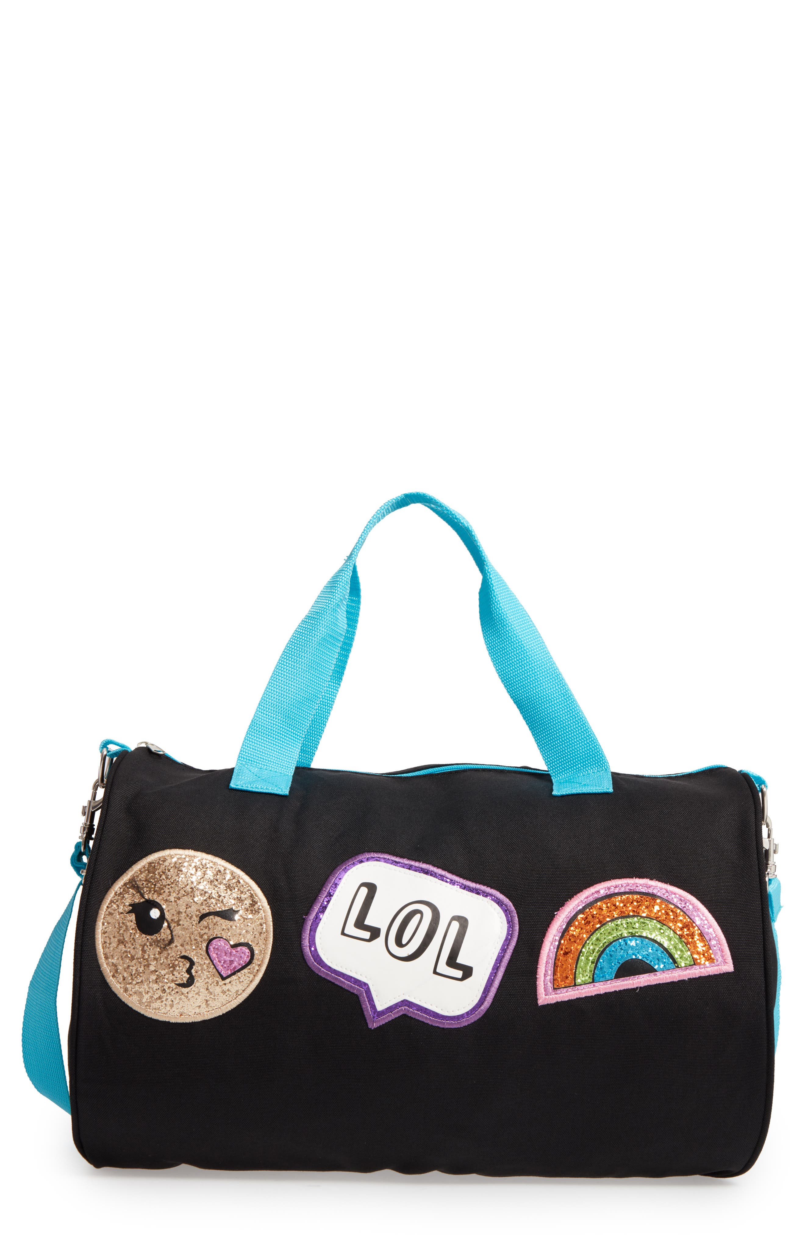 Capelli of New York Emoji Duffel Bag (Kids)