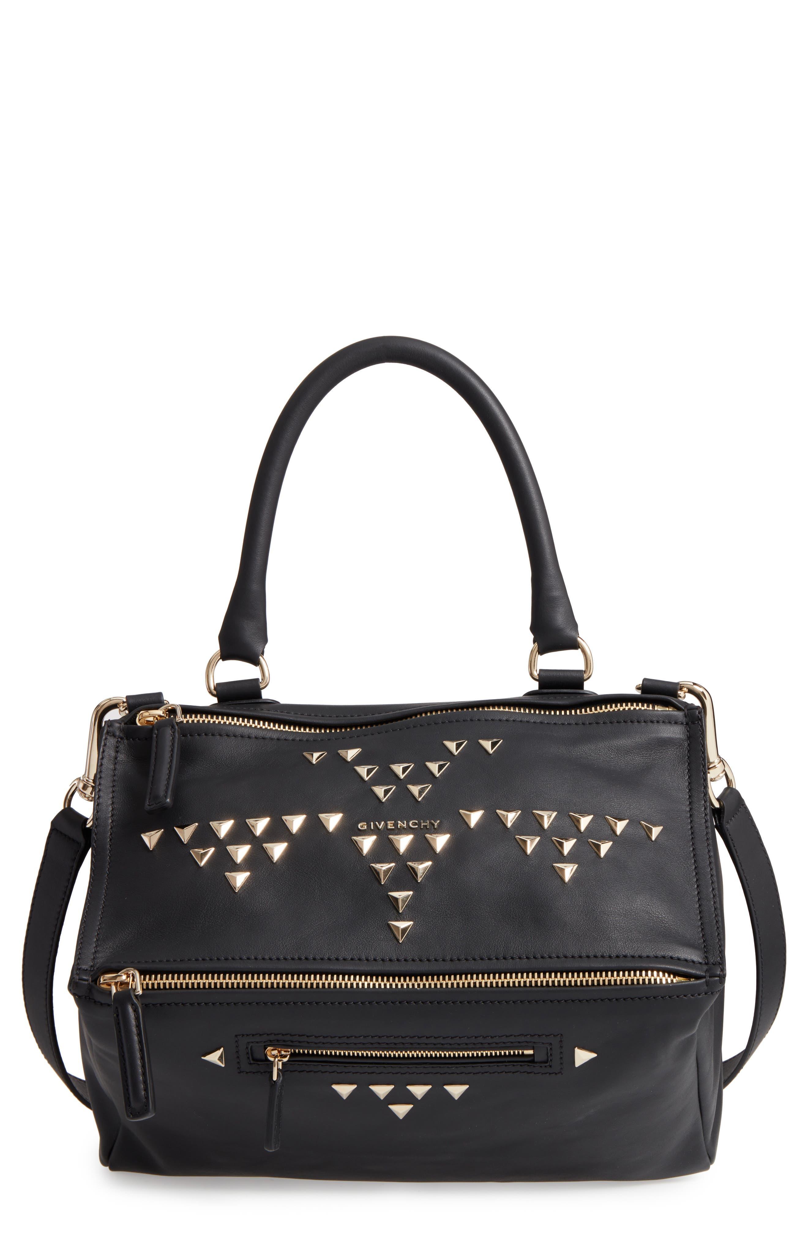 Givenchy Medium Pandora Leather Satchel