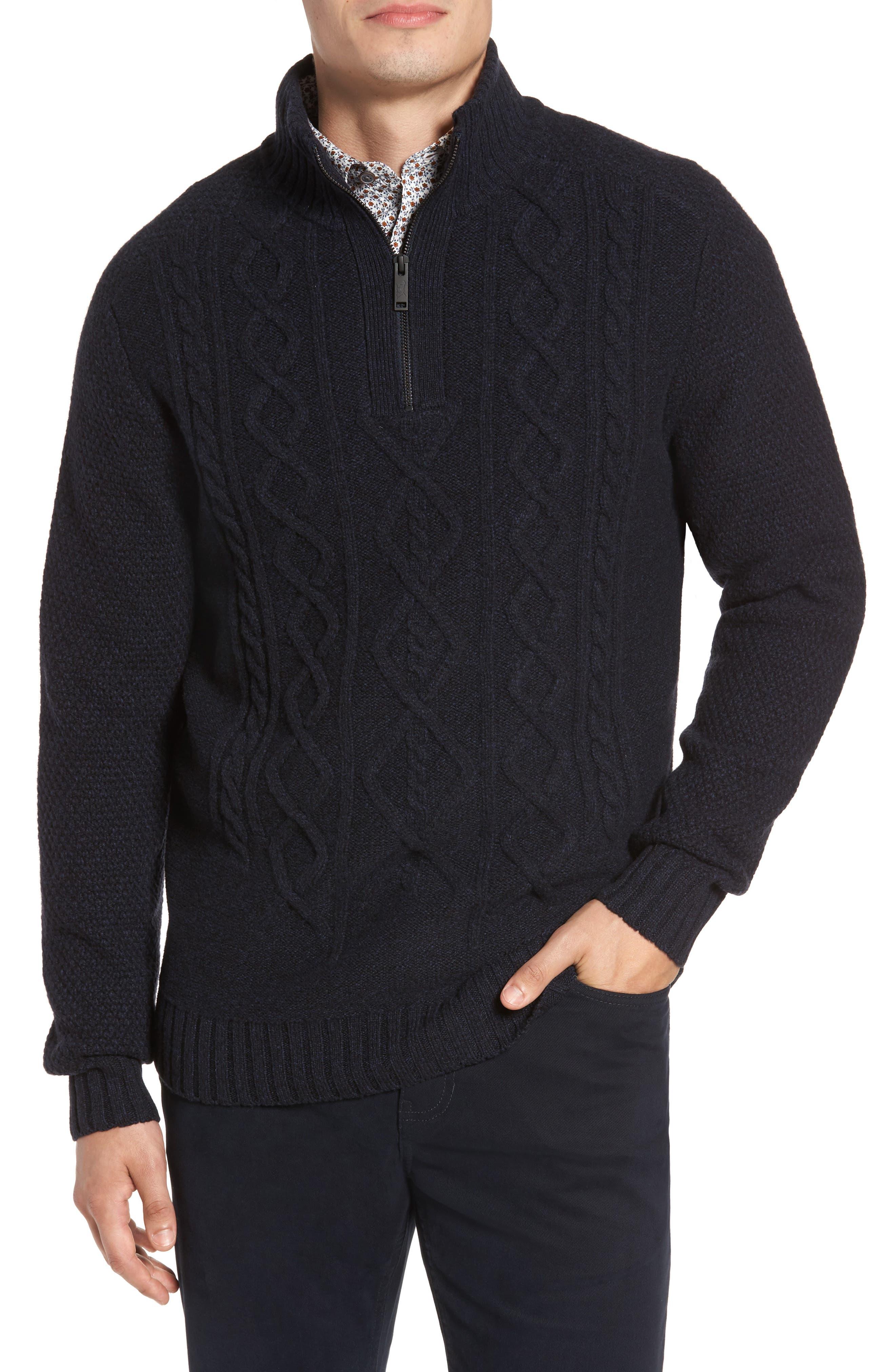 Rodd & Gunn Cape Scoresby Wool Sweater