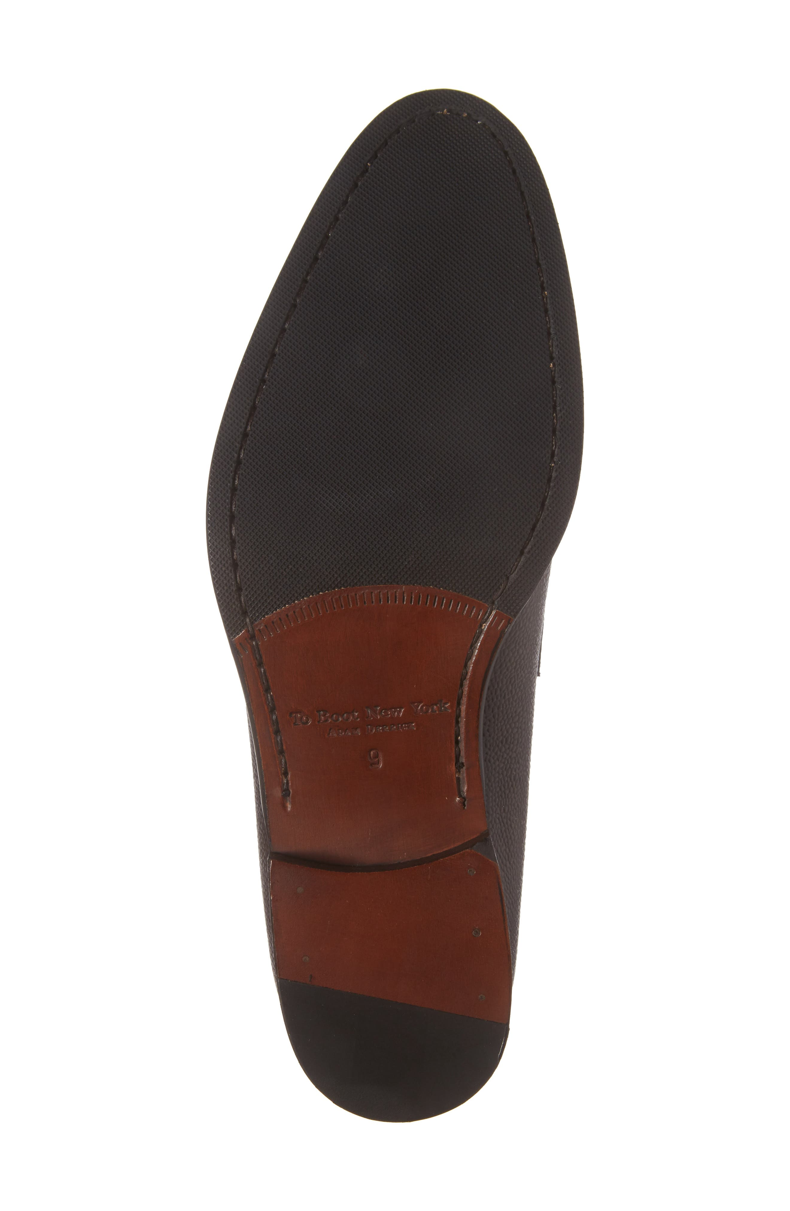 James Penny Loafer,                             Alternate thumbnail 6, color,                             Brown Leather