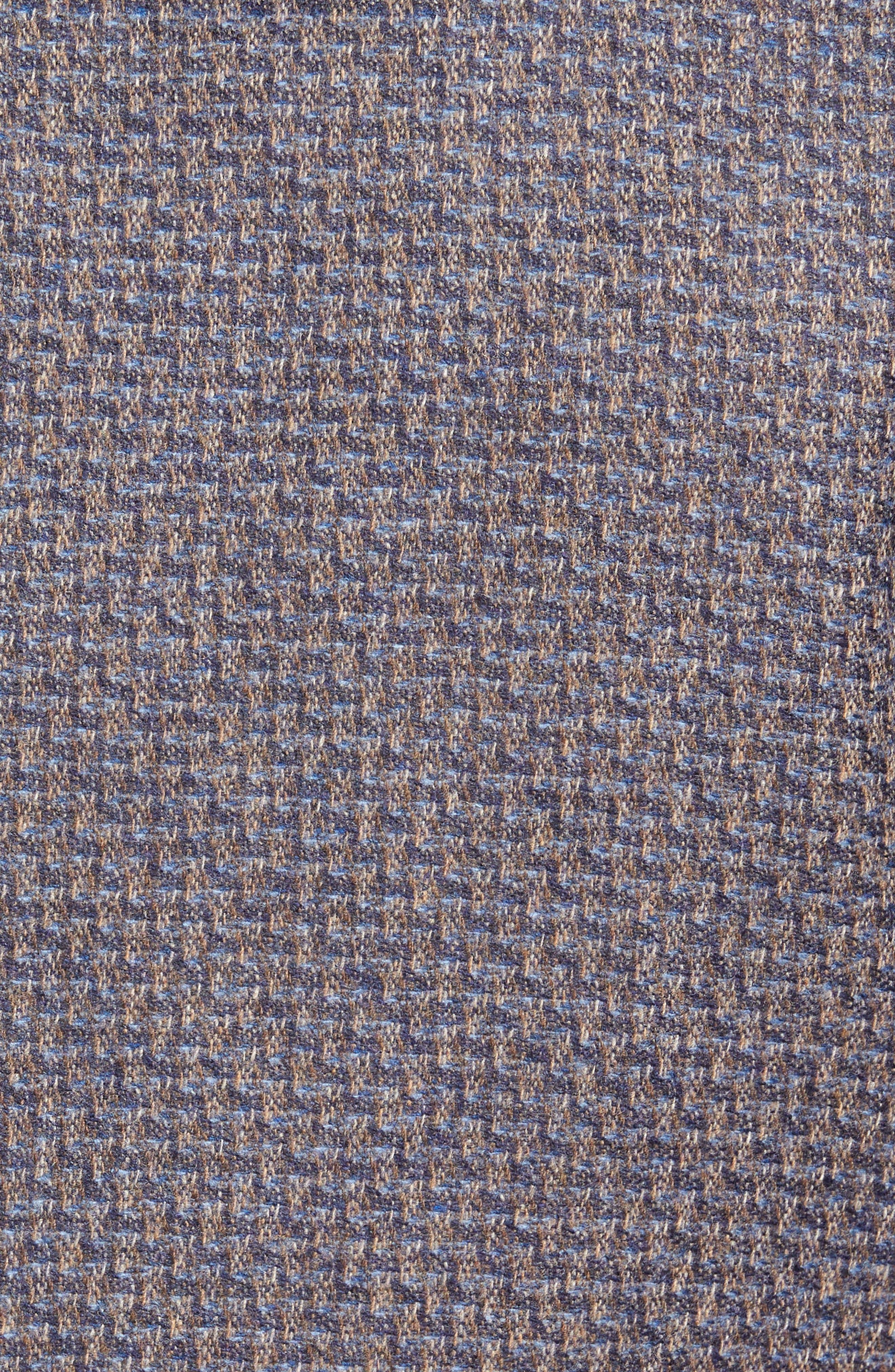 Alternate Image 5  - David Donahue Connor Classic Fit Wool Sport Coat