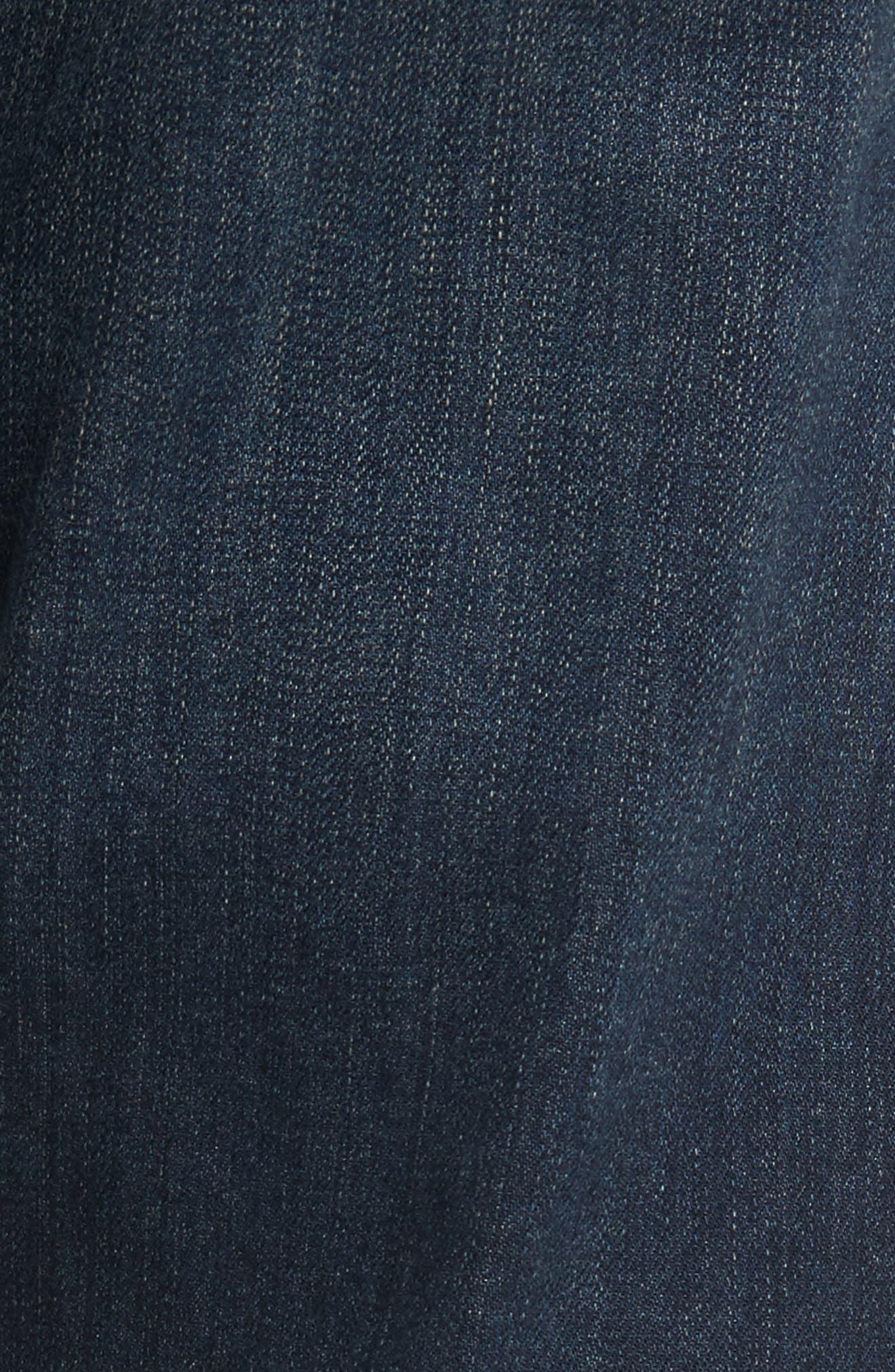 PERFORM - Bowery Slim Fit Jeans,                             Alternate thumbnail 5, color,                             Kingman