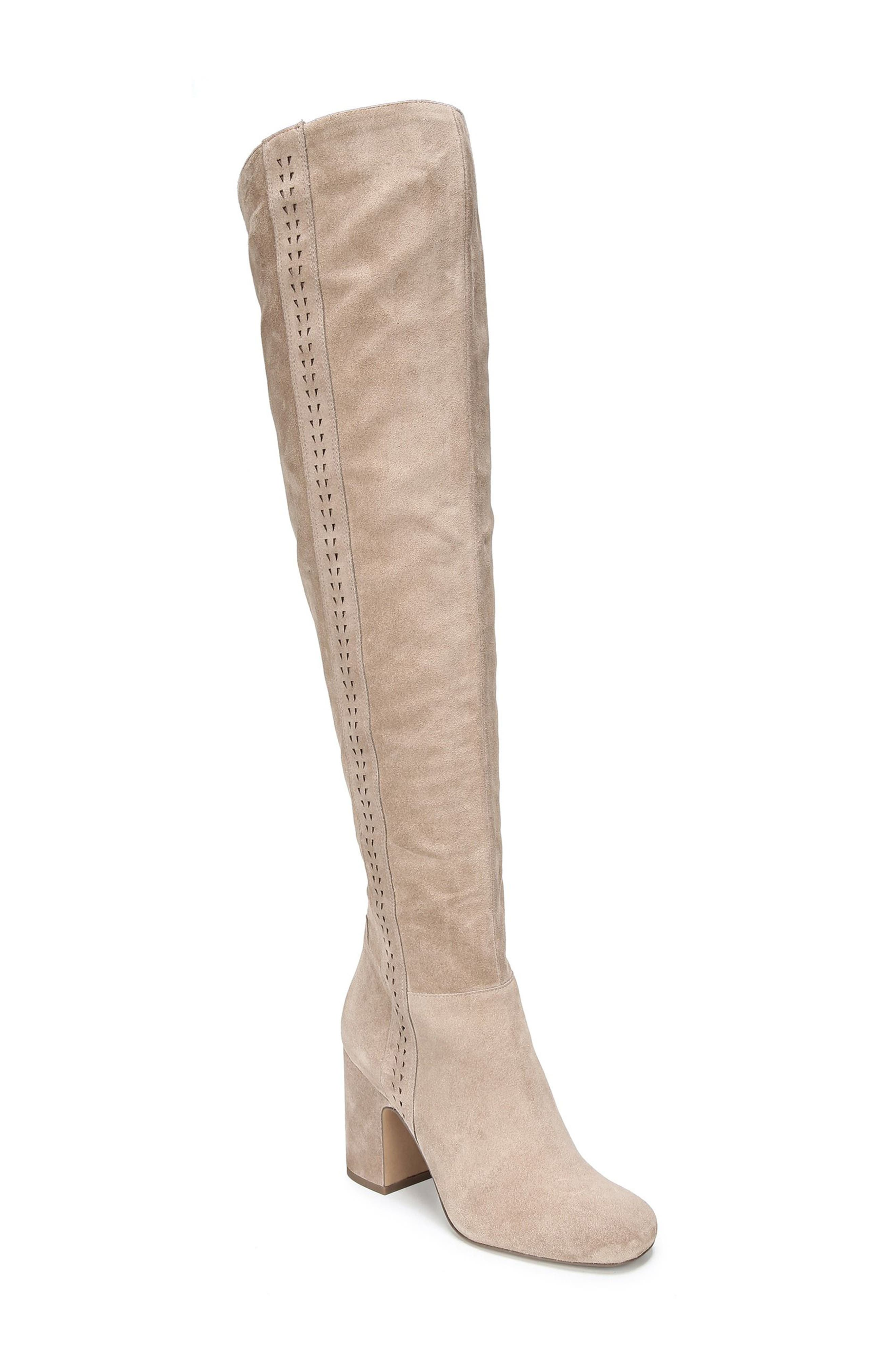 Alternate Image 1 Selected - SARTO by Franco Sarto Laurel Over the Knee Boot (Women)