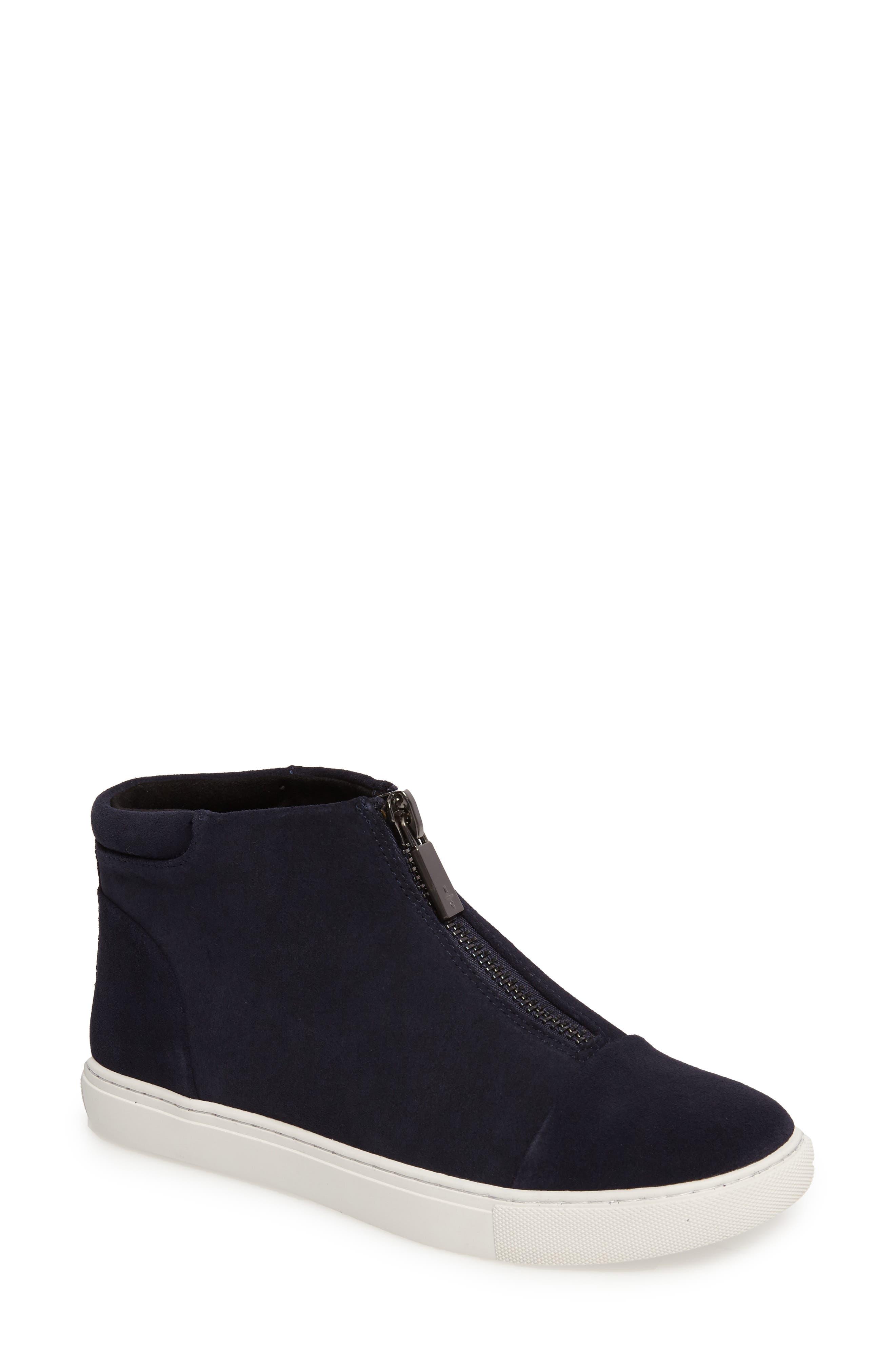 Alternate Image 1 Selected - Kenneth Cole New York Kayla Zip Sneaker (Women)