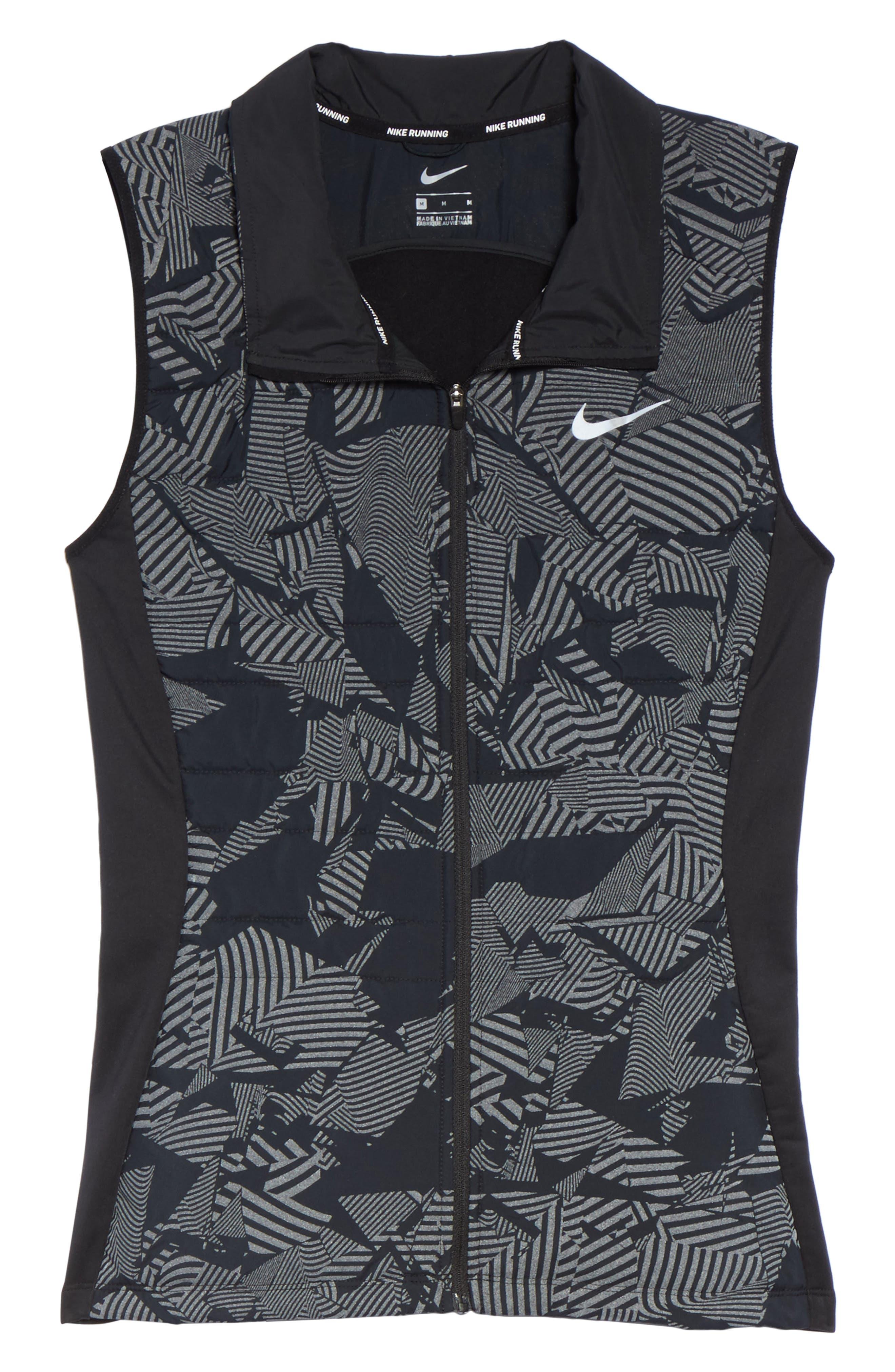 Alternate Image 6  - Nike Essential Flash Running Vest