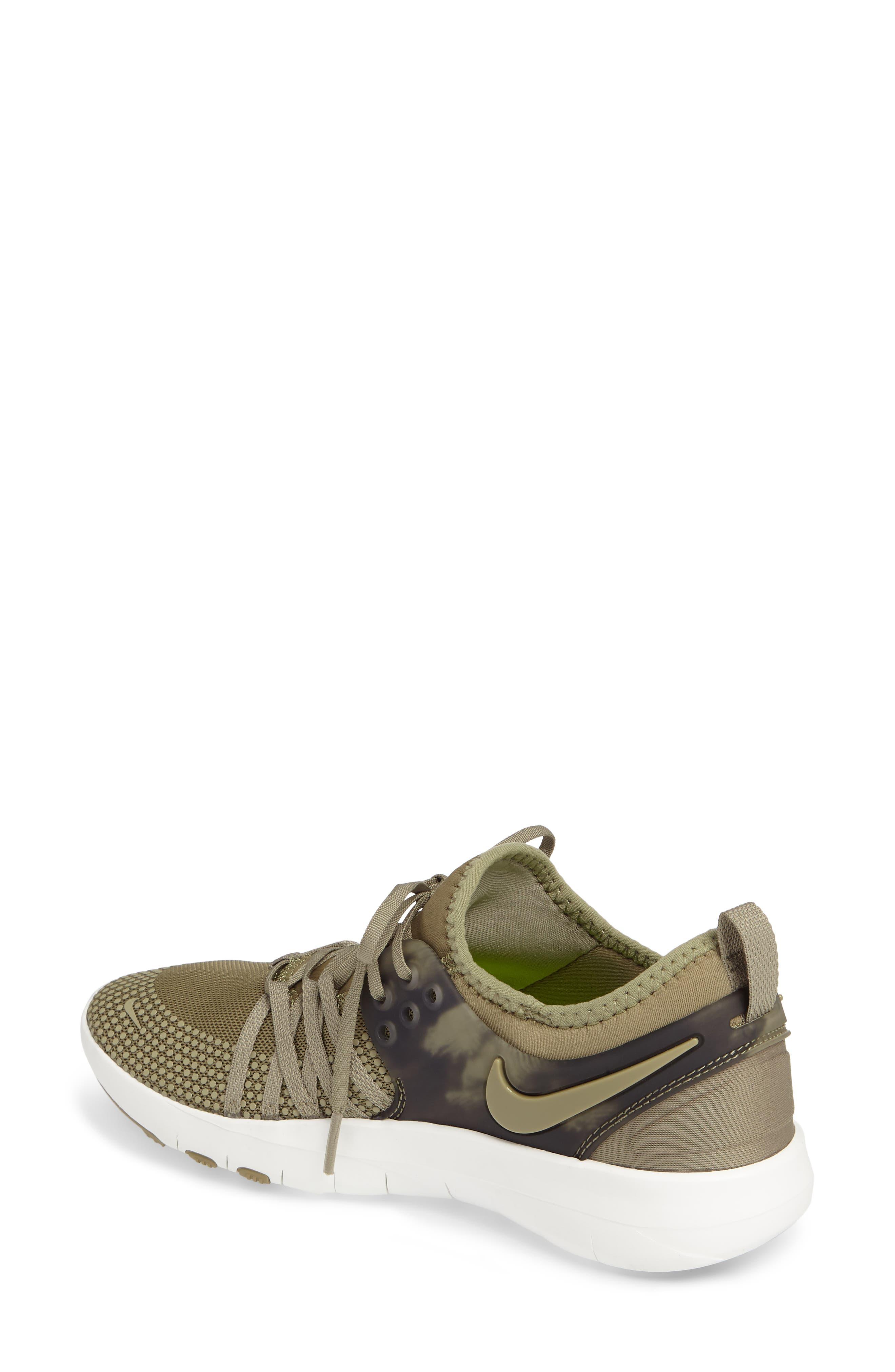 Alternate Image 2  - Nike Free TR7 Amp Training Shoe (Women)
