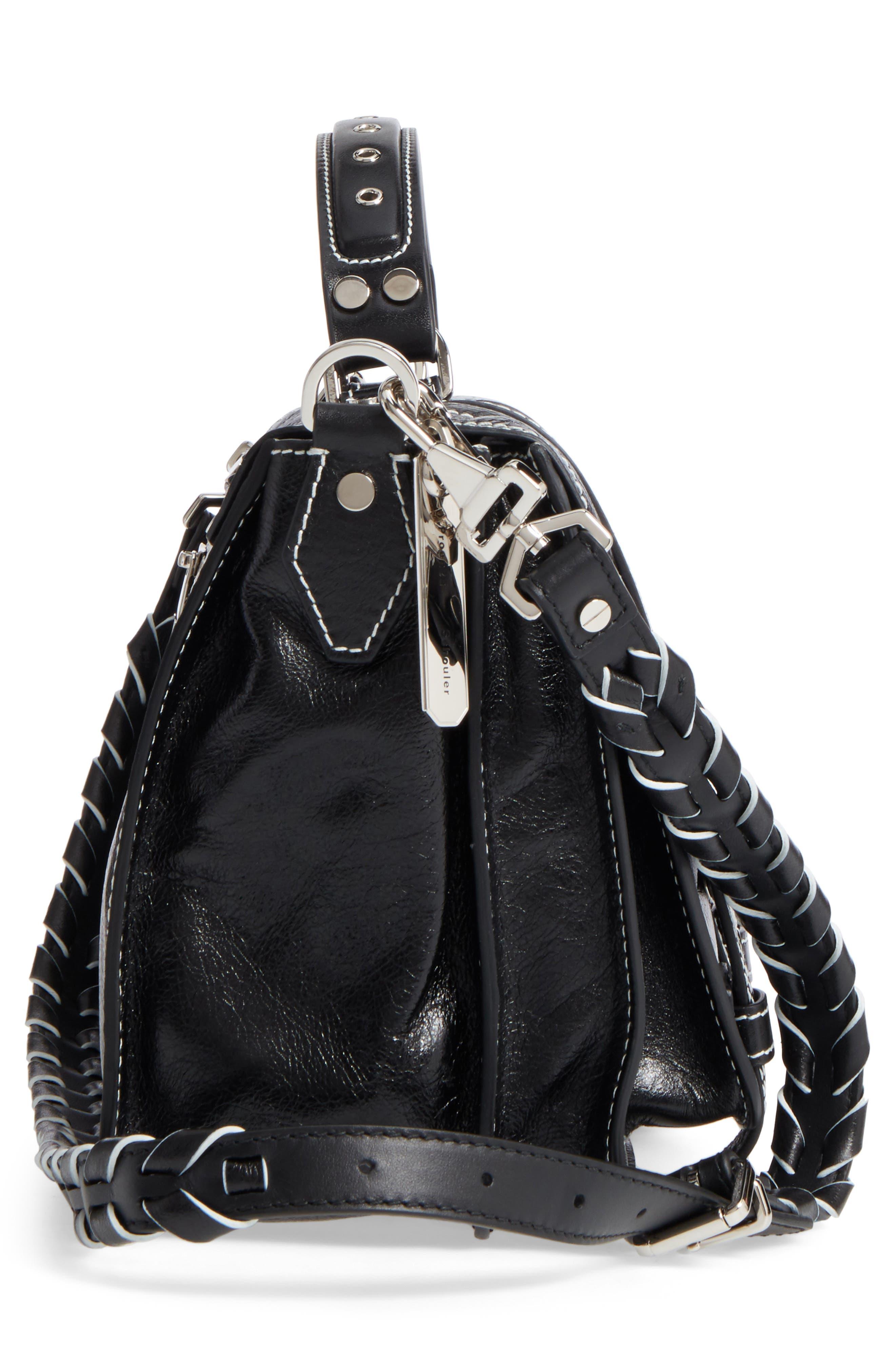 Alternate Image 4  - Proenza Schouler Medium PS1 Calfskin Leather Satchel