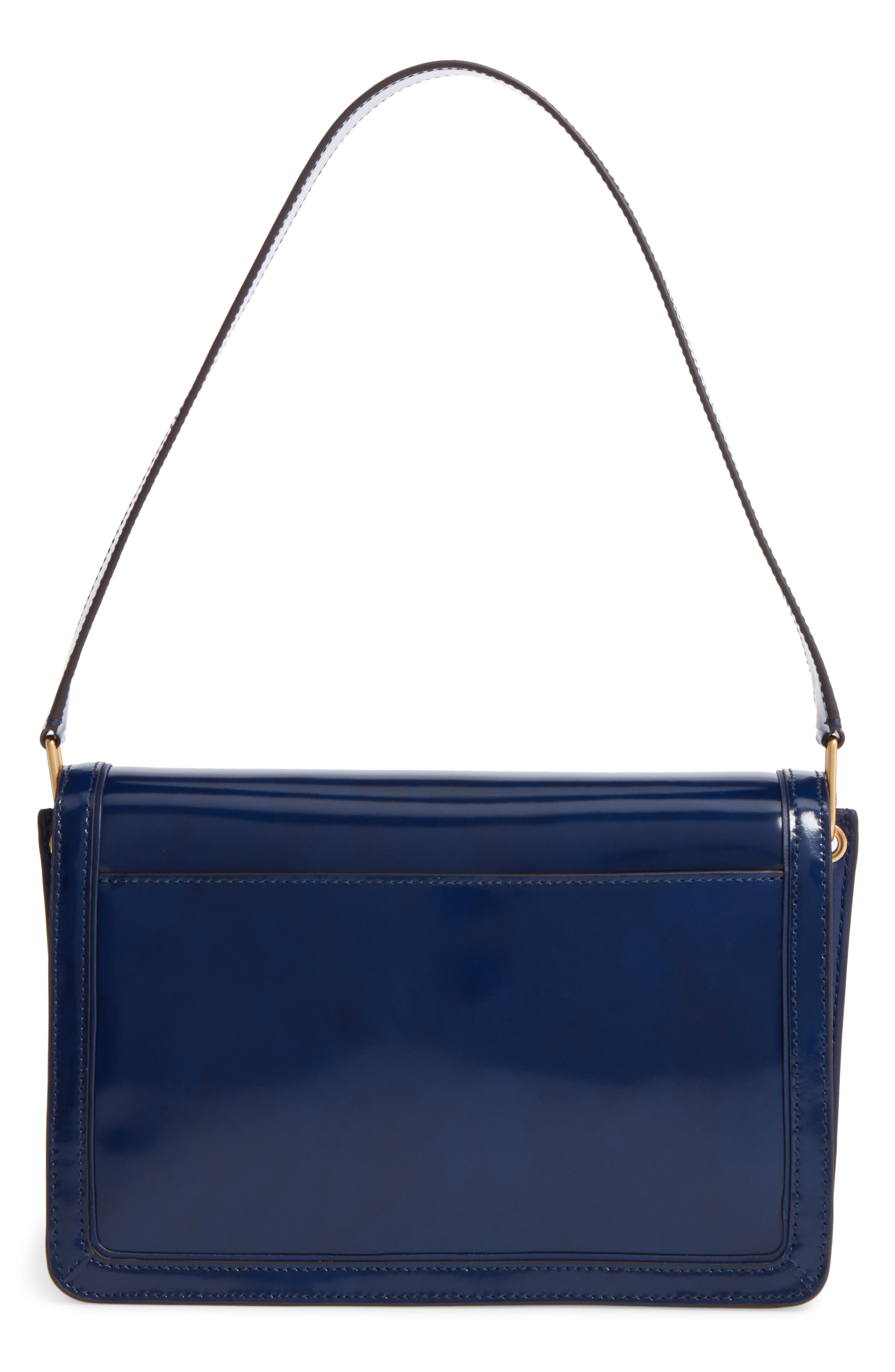 Alternate Image 3  - Tory Burch Juliette Leather Shoulder Bag