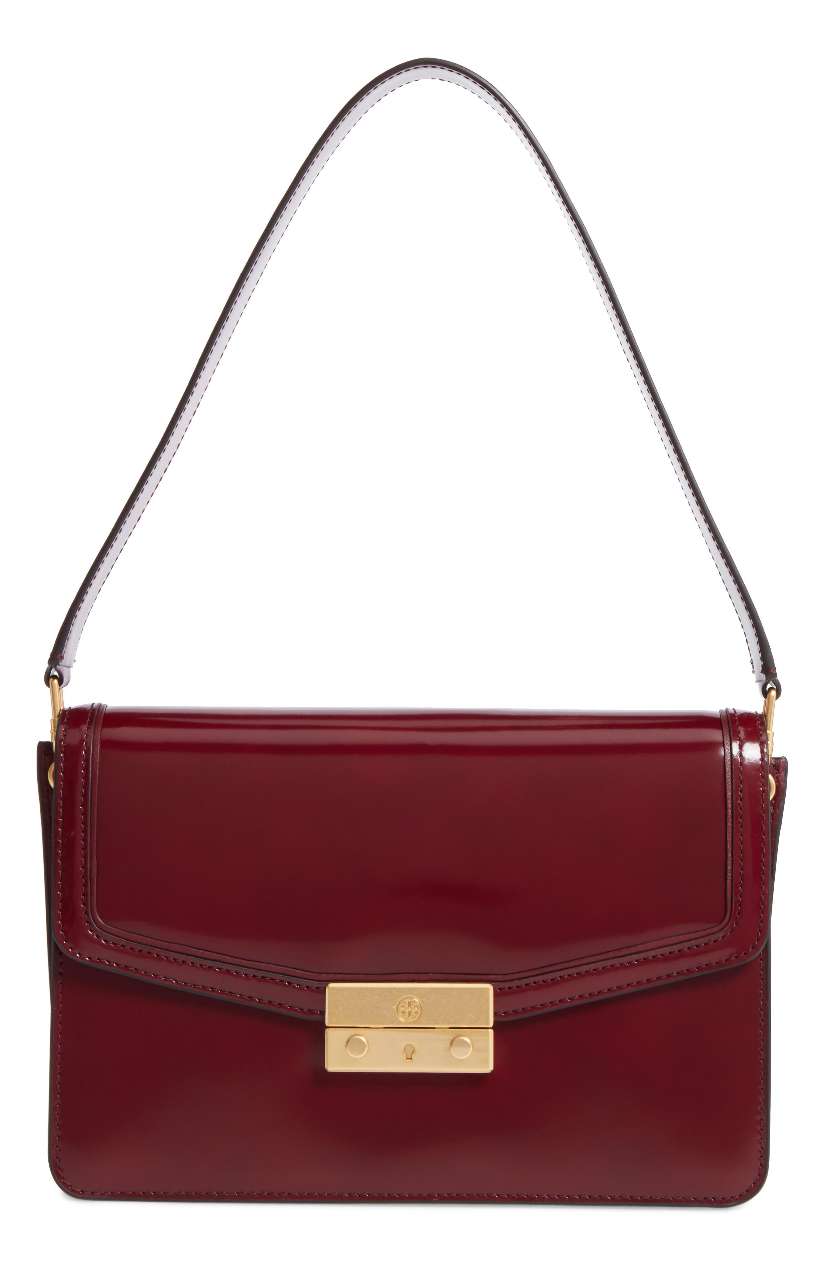 Tory Burch Juliette Leather Shoulder Bag