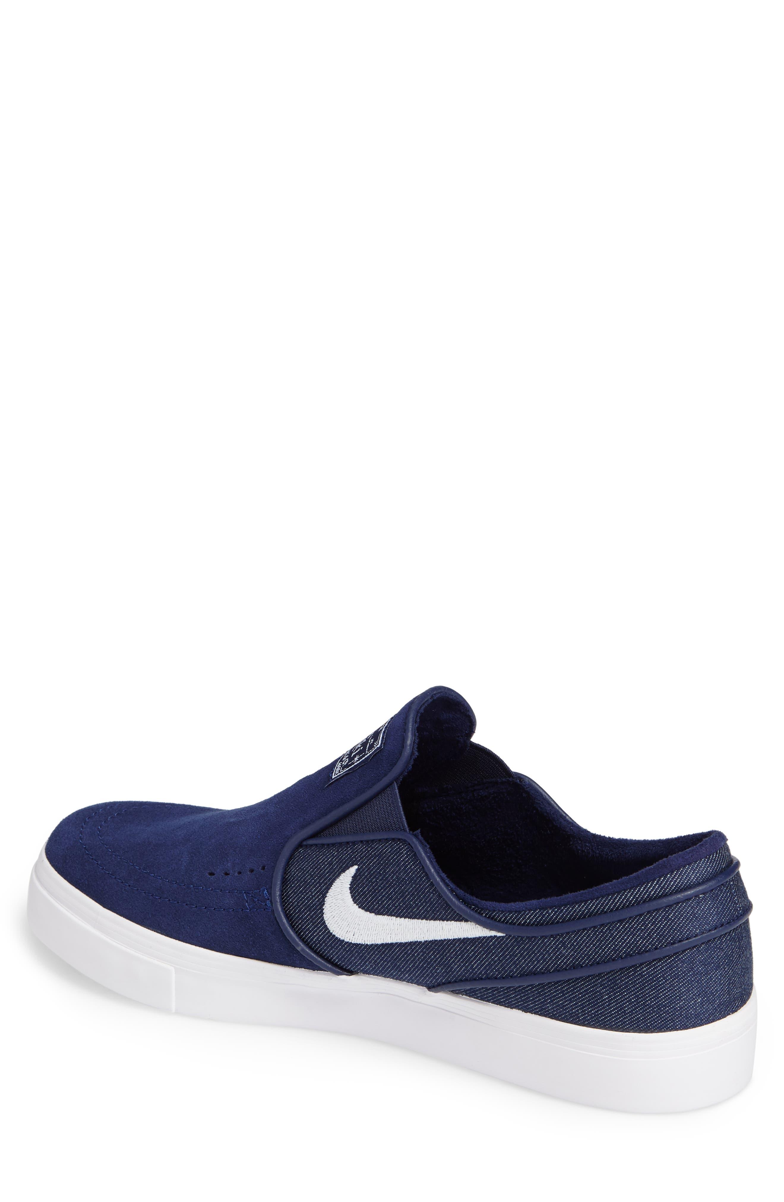Alternate Image 2  - Nike Zoom Stefan Janoski Slip-On (Men)