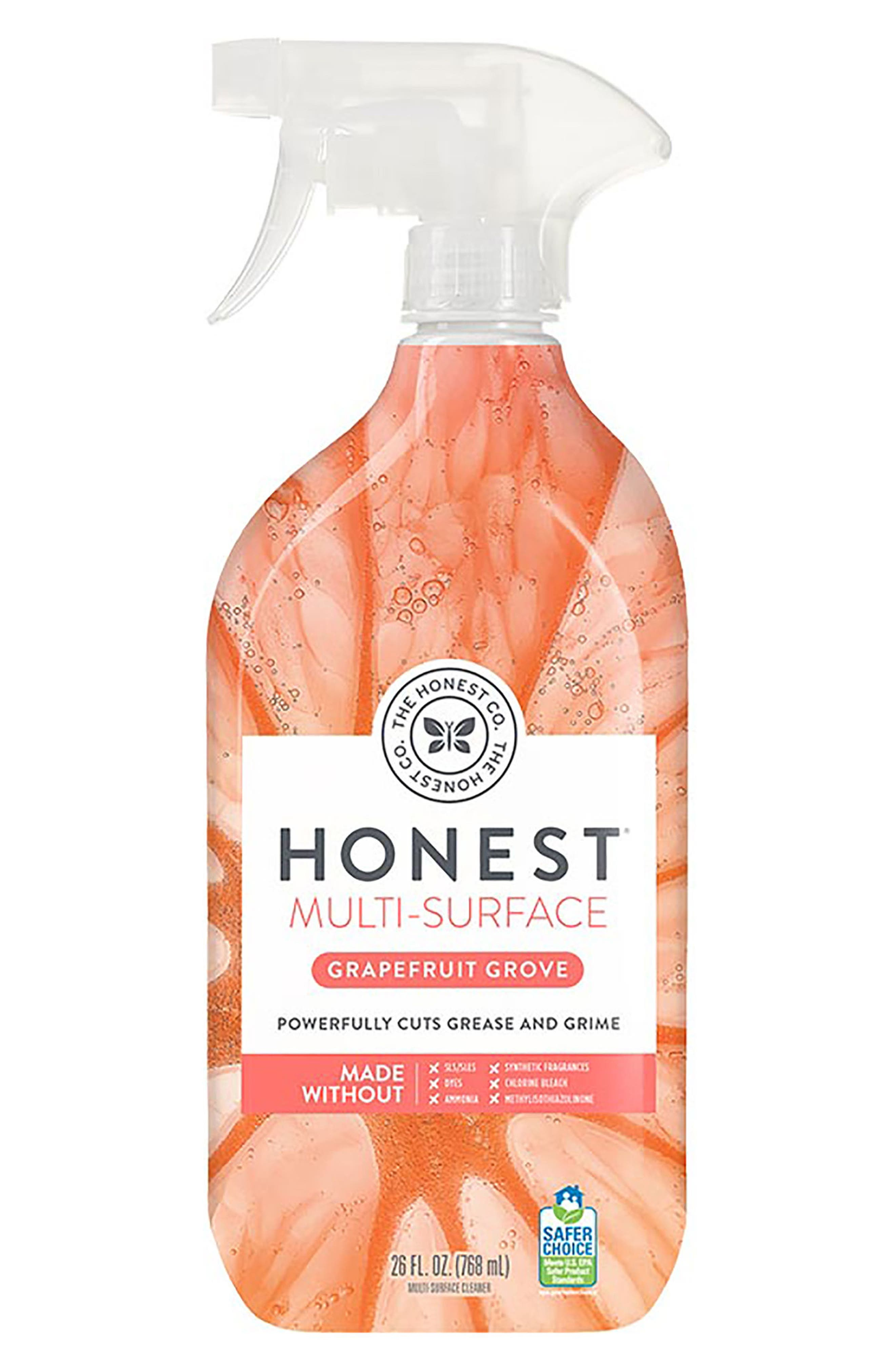 The Honest Company Grapefruit Grove Multi-Surface Cleaner