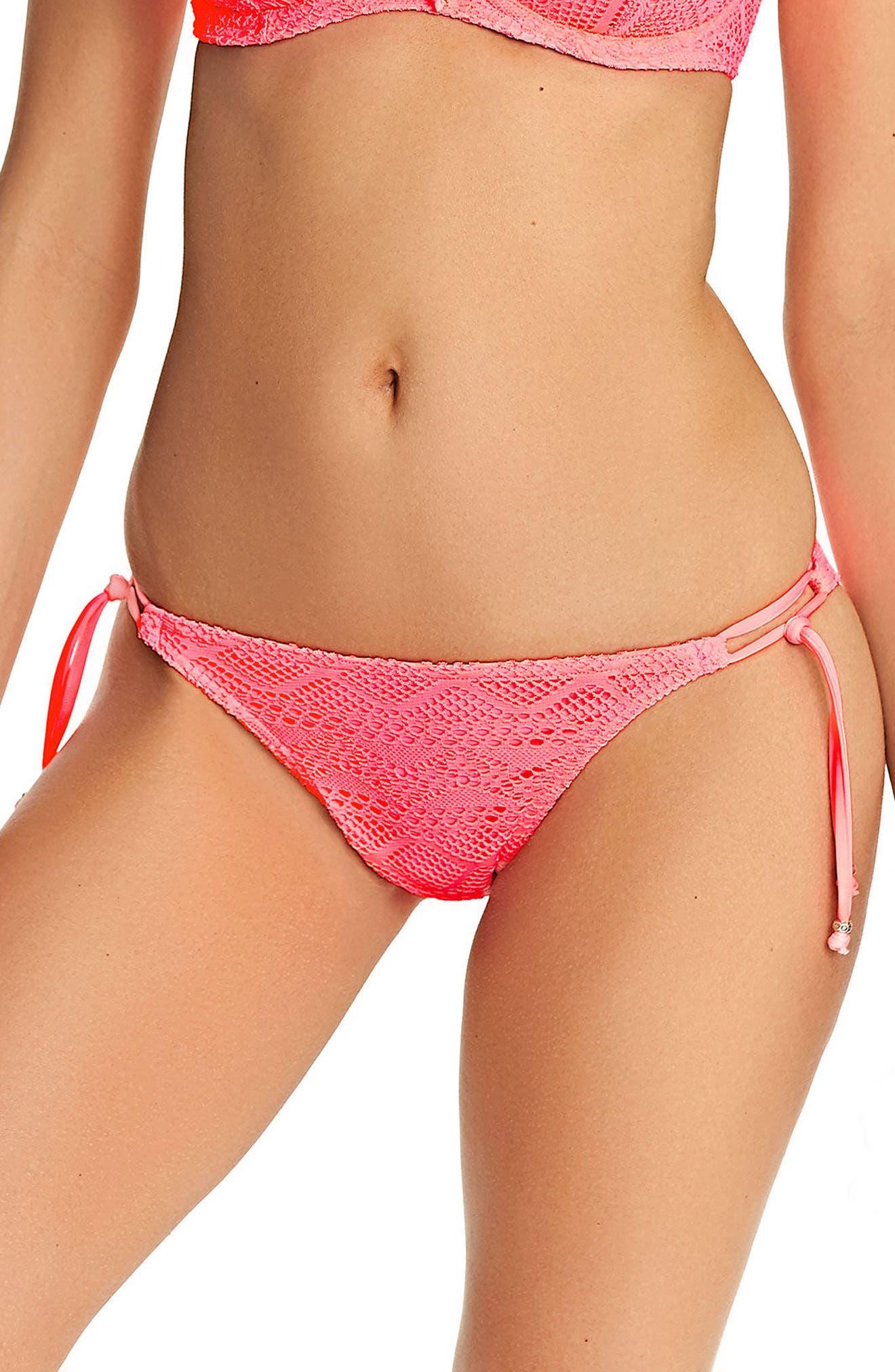 Freya 'Sundance Rio' Tie Sides Bikini Bottoms