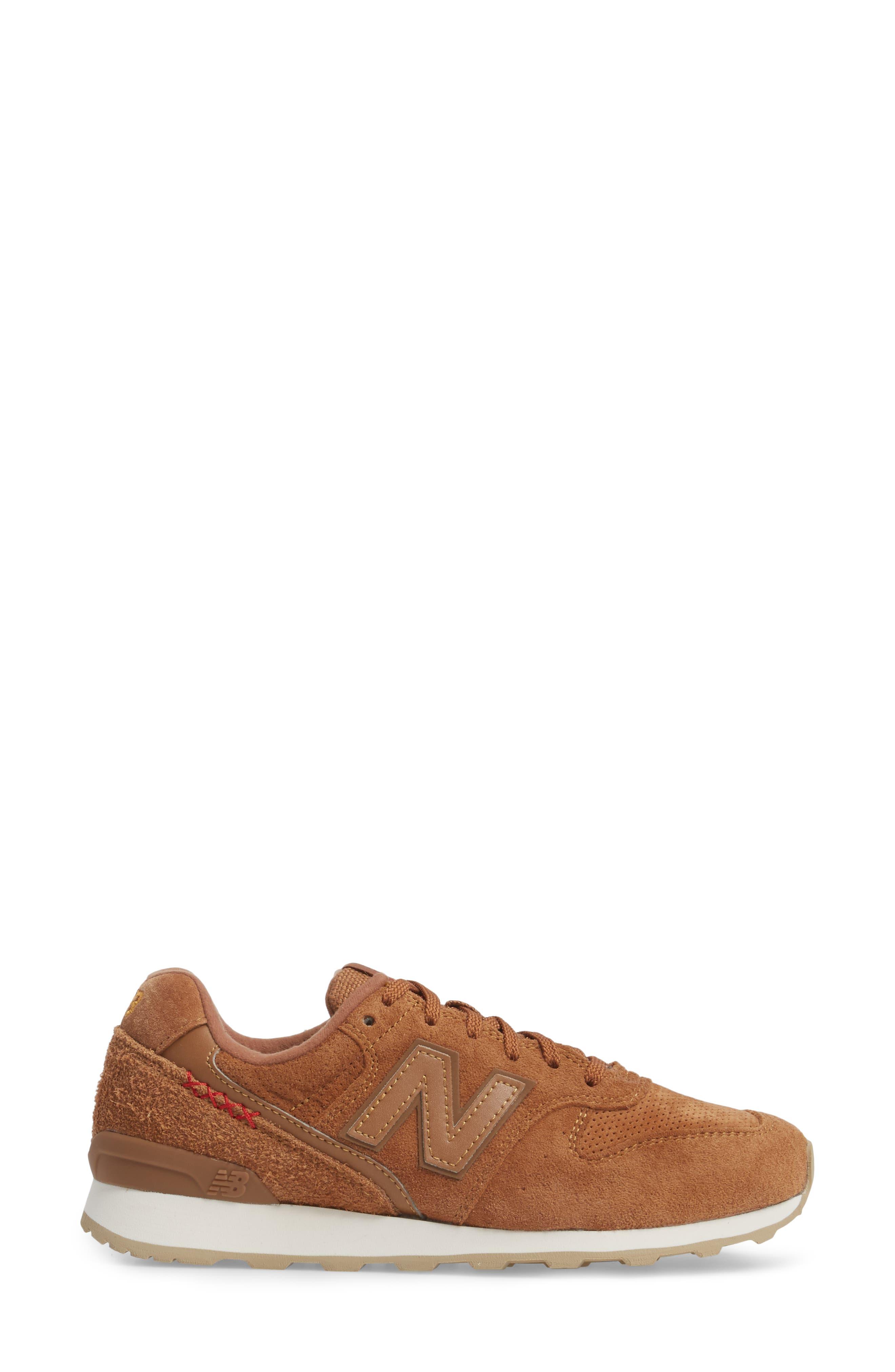 Alternate Image 3  - New Balance 696 Sneaker (Women)