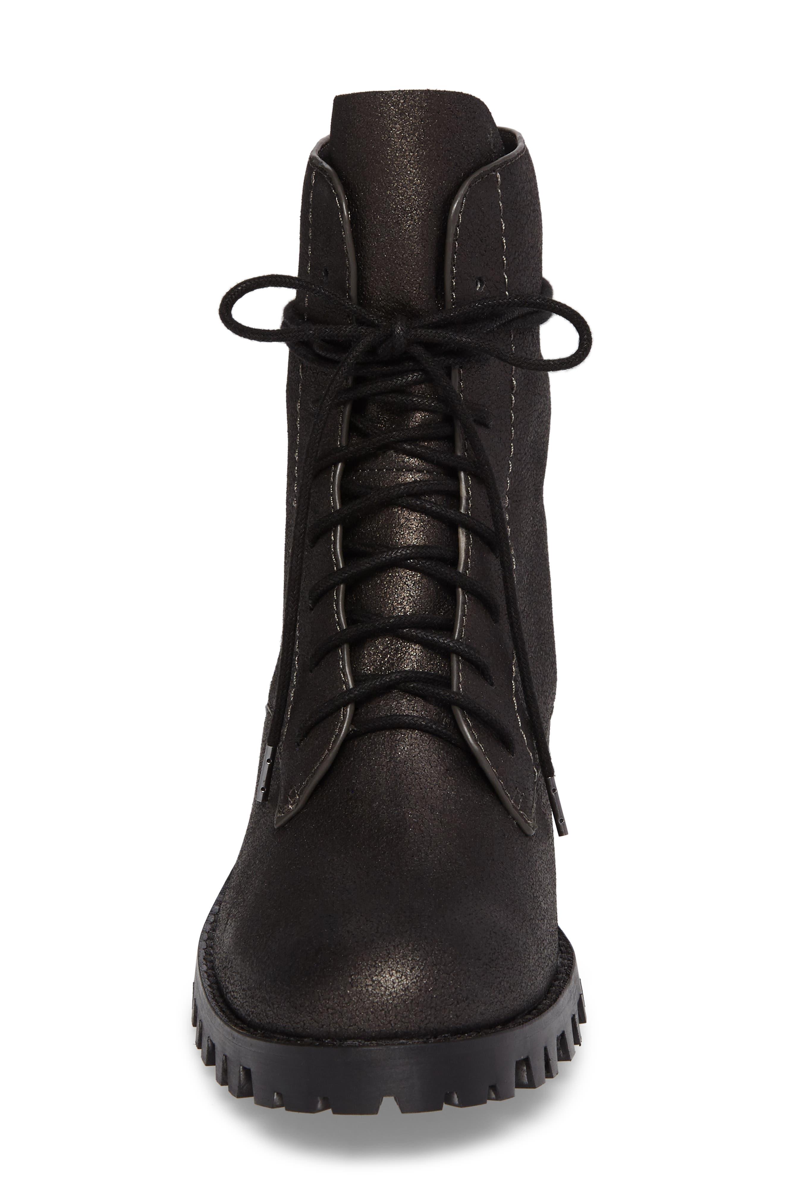 Alternate Image 4  - Splendid Romy II Combat Boot (Women)