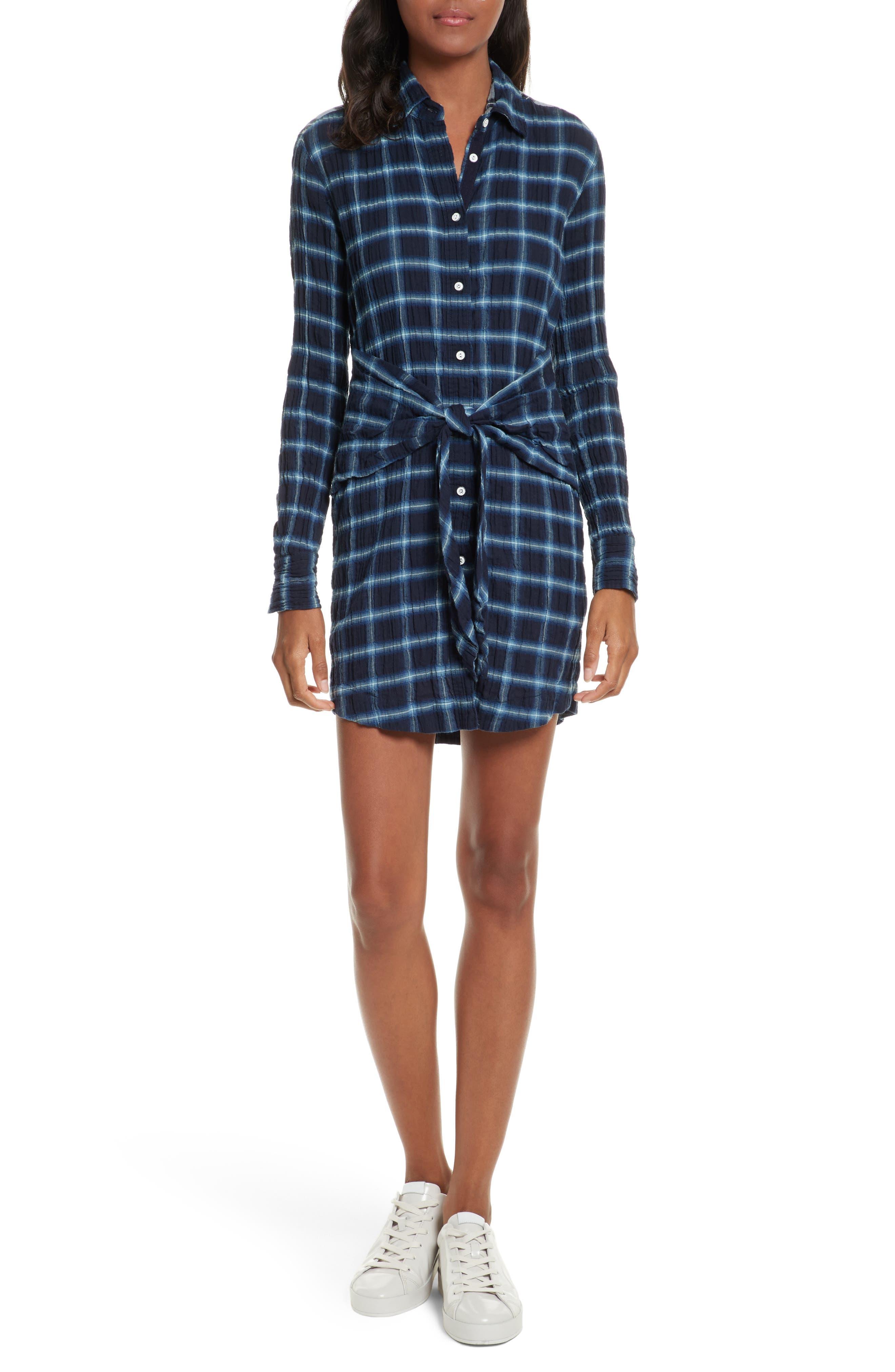 rag & bone/DENIM Sadie Shirtdress