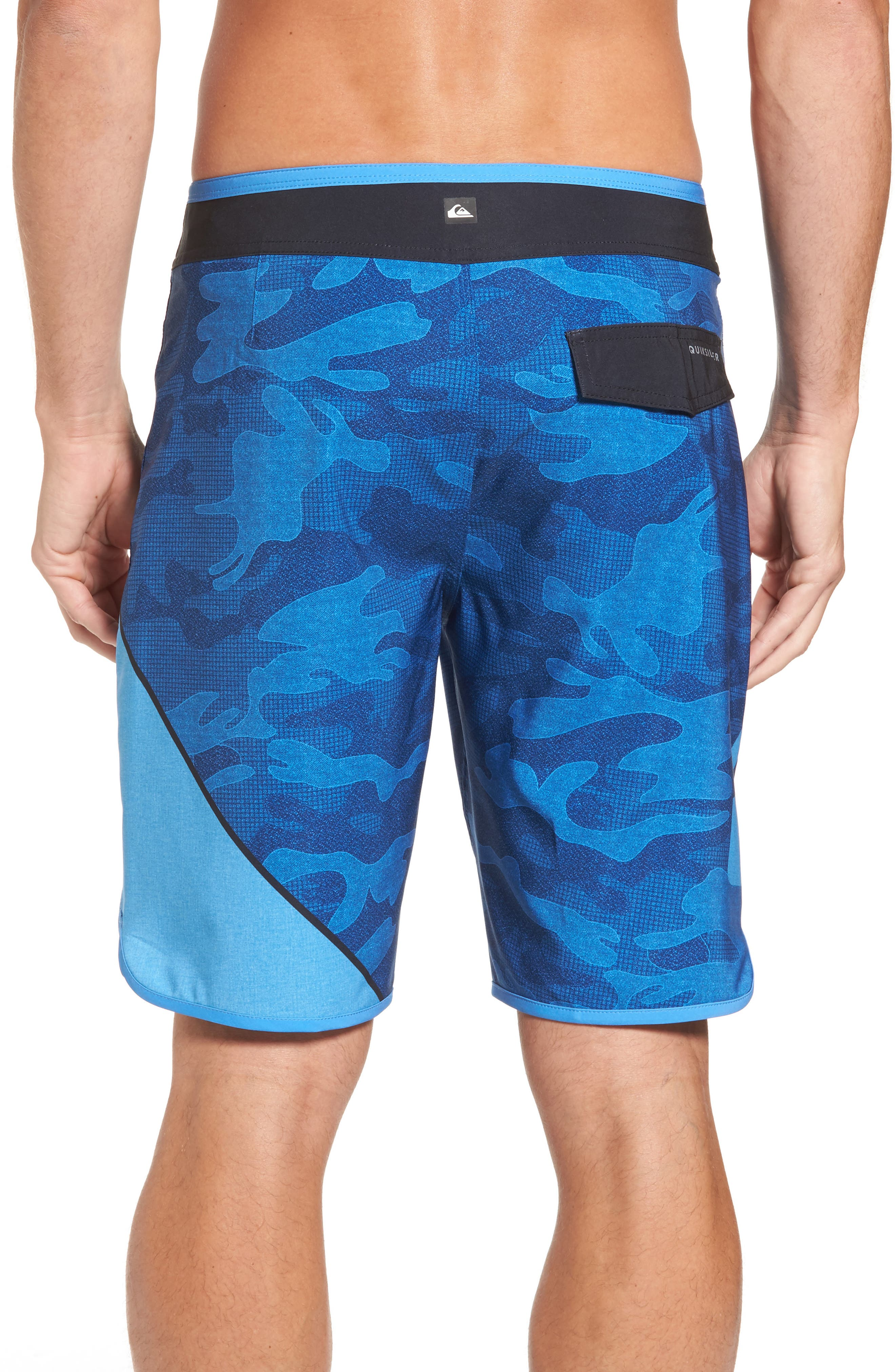 Alternate Image 2  - Quiksilver New Wave Everyday Board Shorts