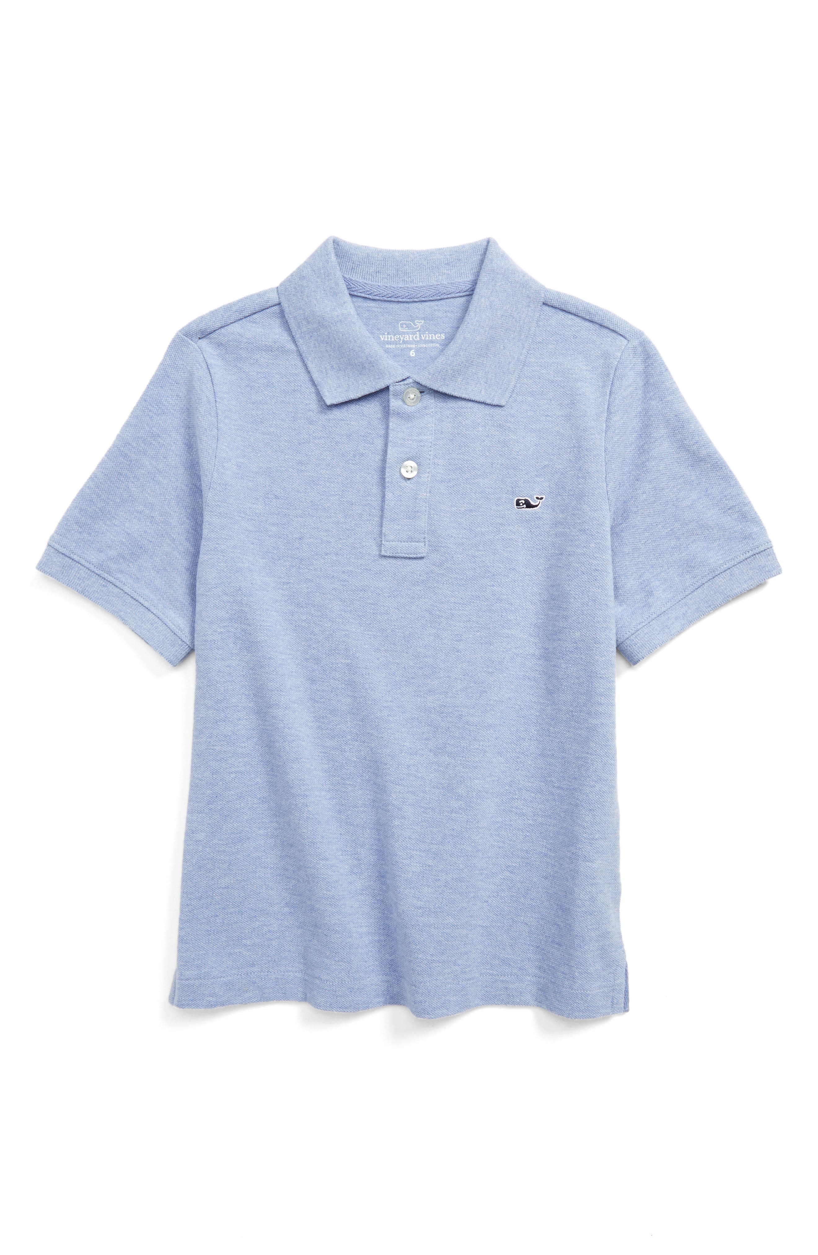 VINEYARD VINES Piqué Cotton Polo