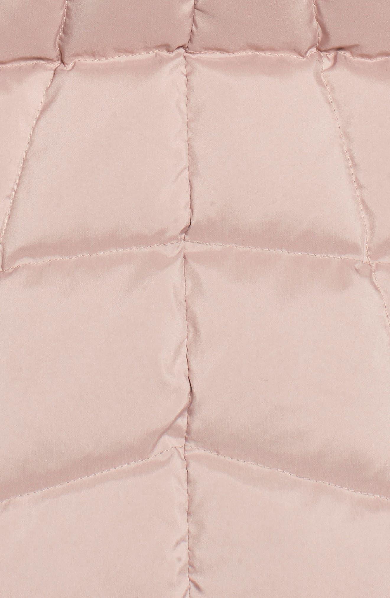 Alternate Image 5  - Bernardo Packable Down & PrimaLoft® Coat (Regular & Petite)