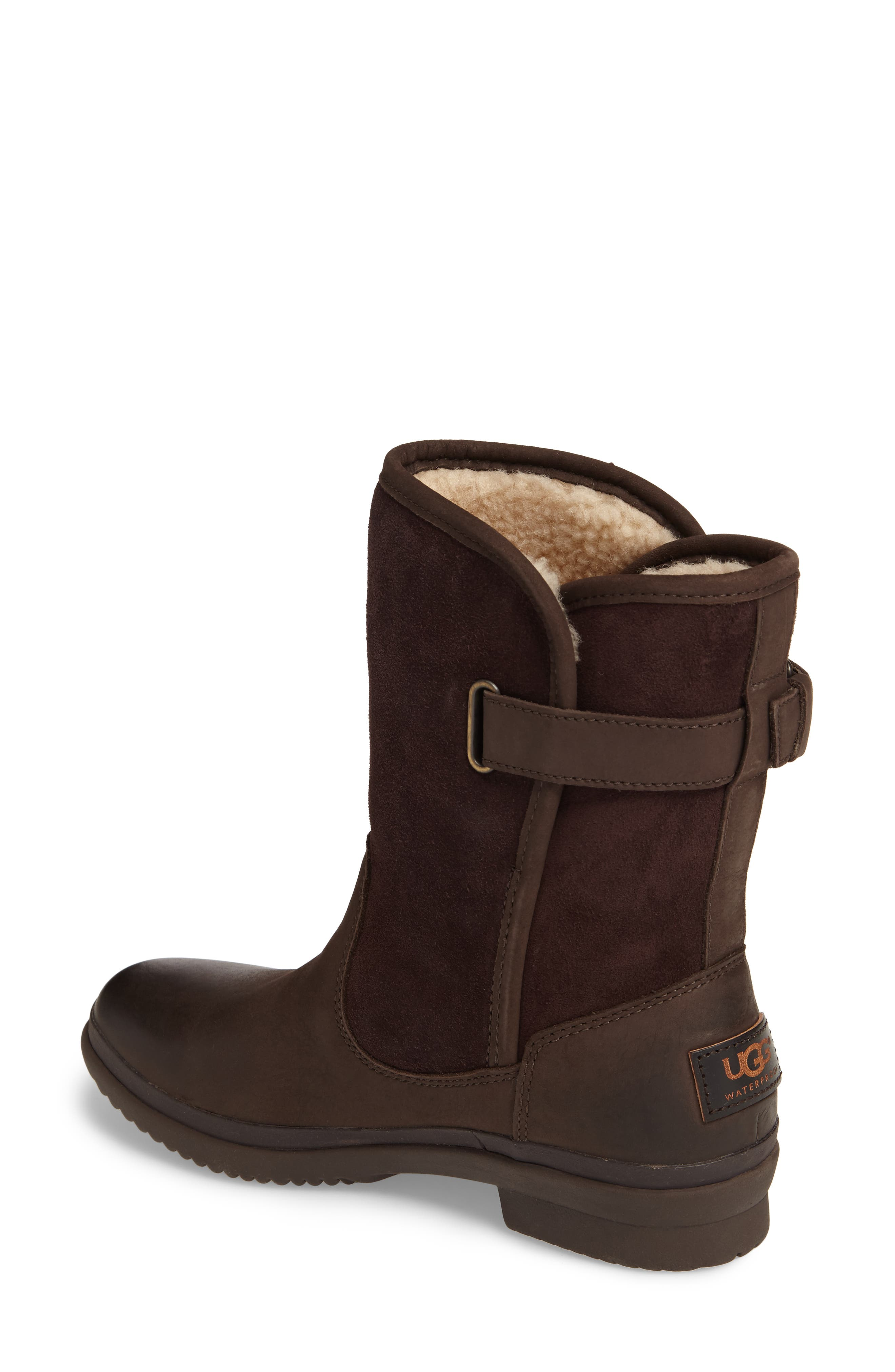 Oren Waterproof Boot,                             Alternate thumbnail 2, color,                             Stout Leather