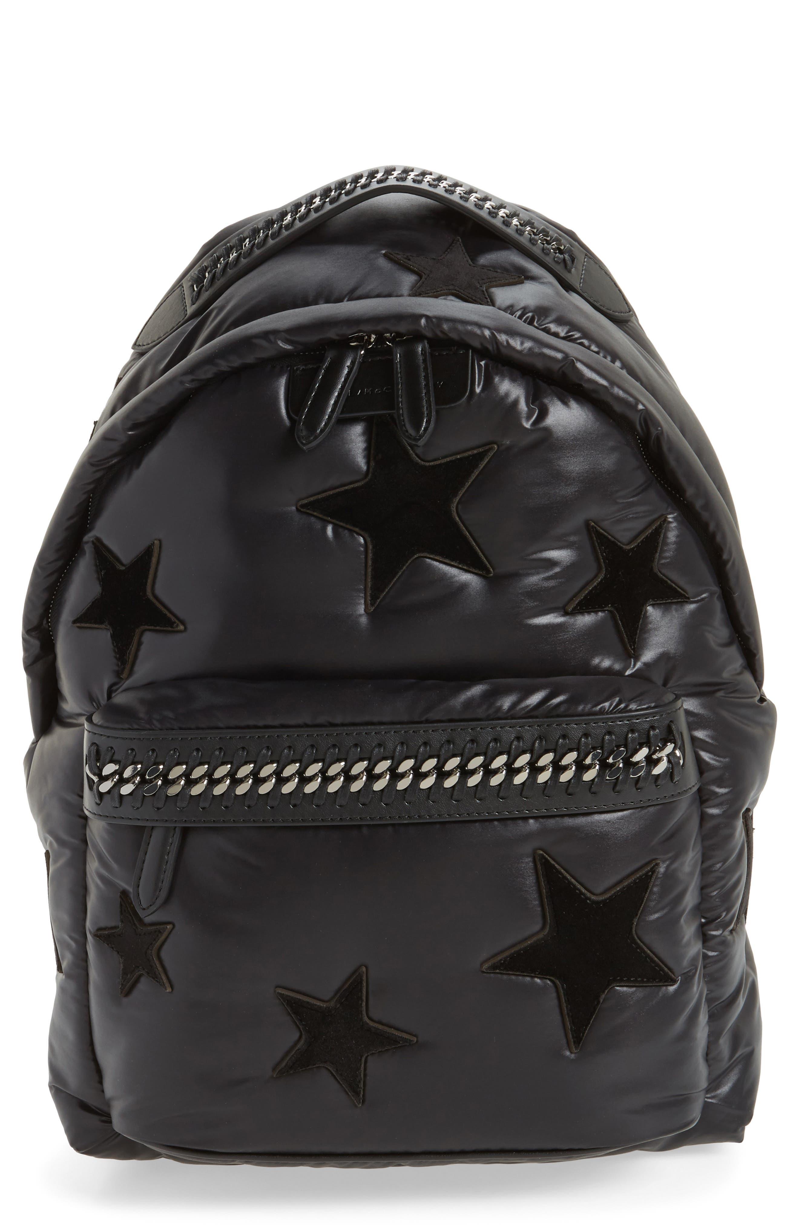Alternate Image 1 Selected - Stella McCartney Falabella Go All Over Stars Backpack
