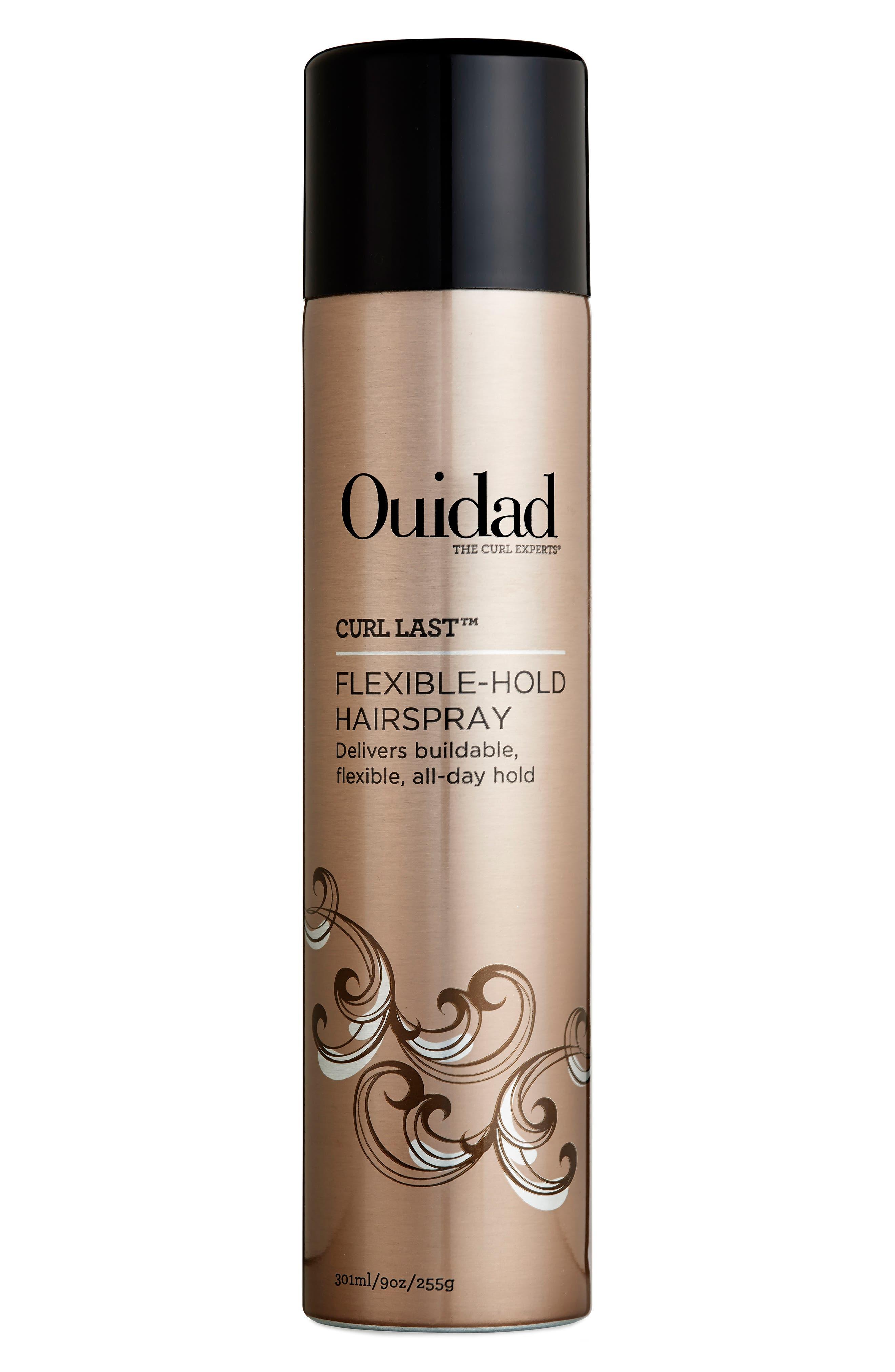 Main Image - Ouidad Curl Last™ Flexible-Hold Hairspray