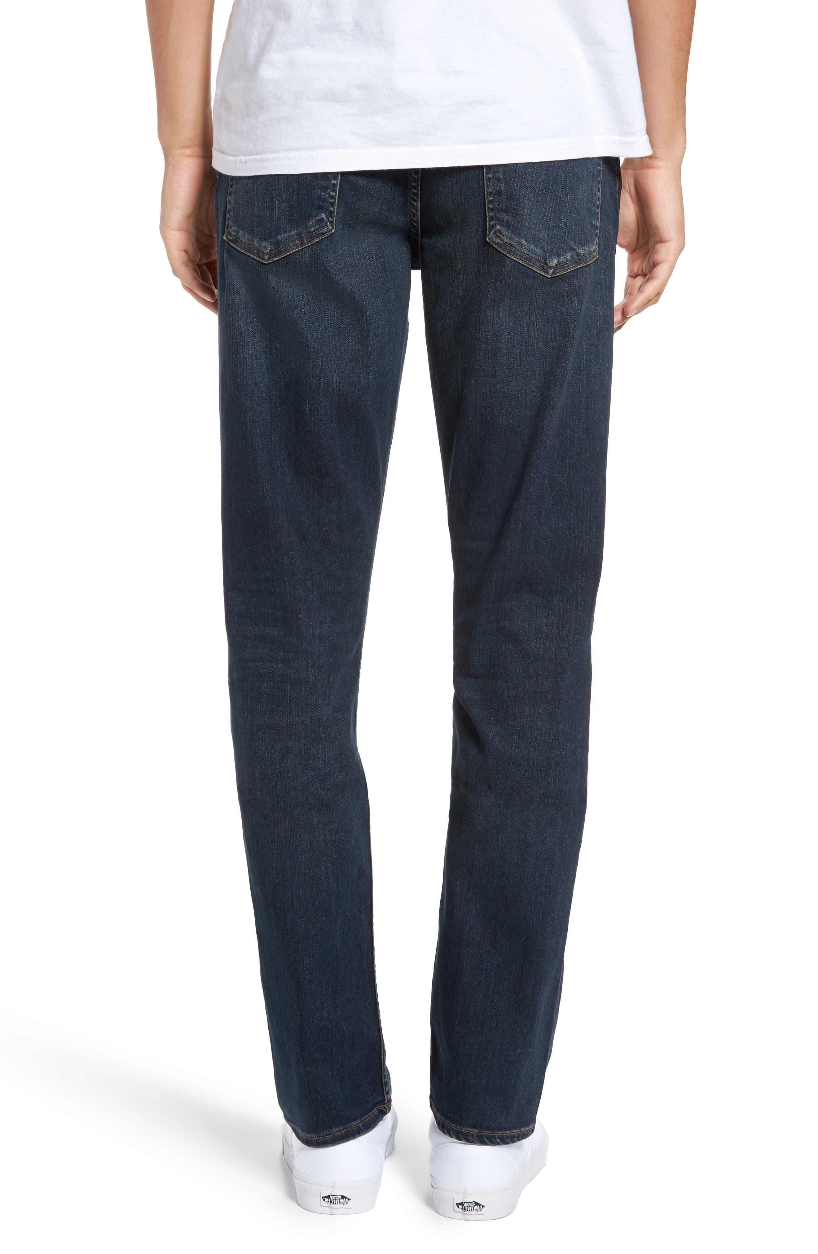 PERFORM - Bowery Slim Fit Jeans,                             Alternate thumbnail 2, color,                             Kingman