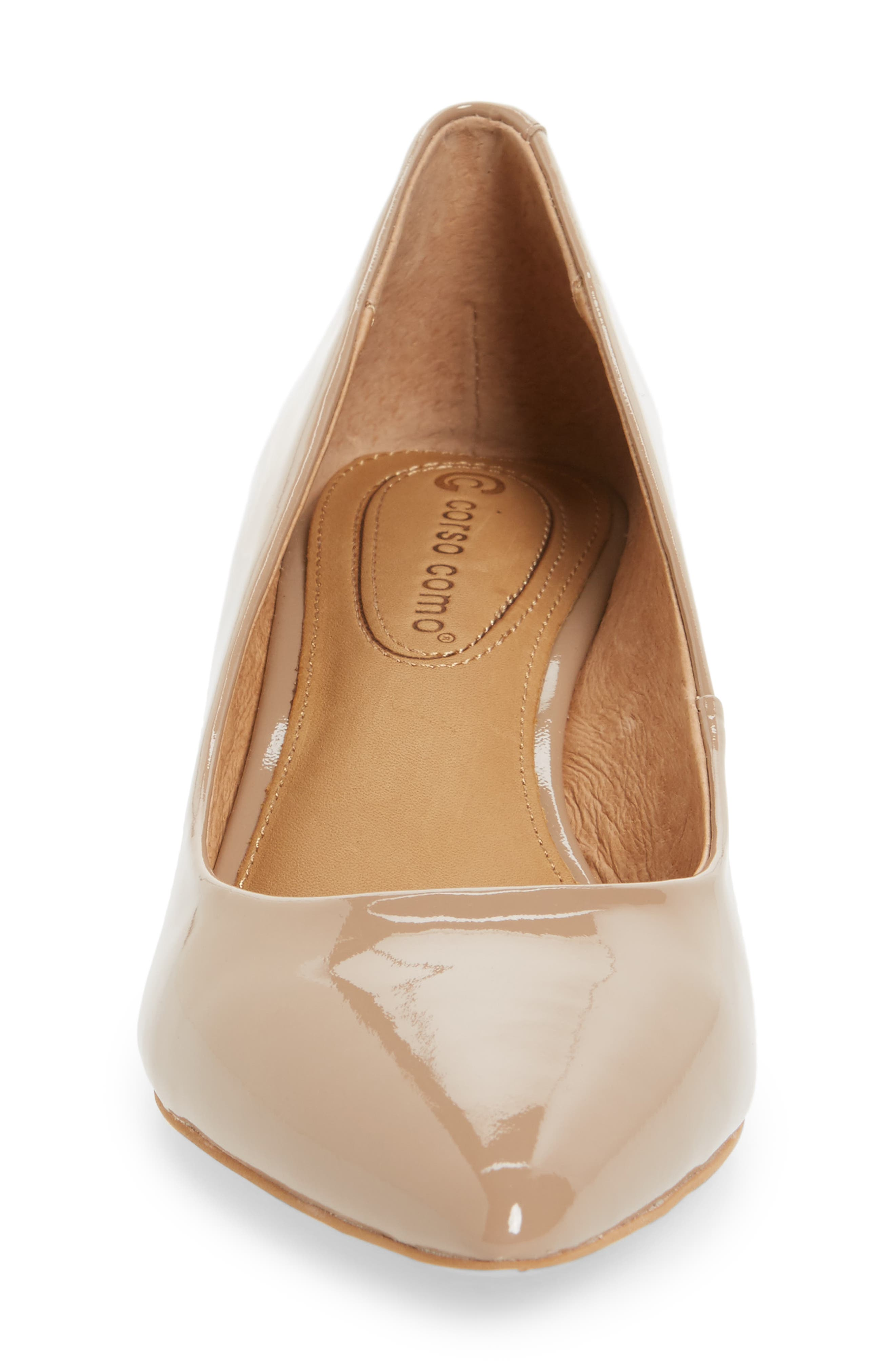 Alternate Image 4  - Corso Como Nelly Pointy Toe Wedge Pump (Women)
