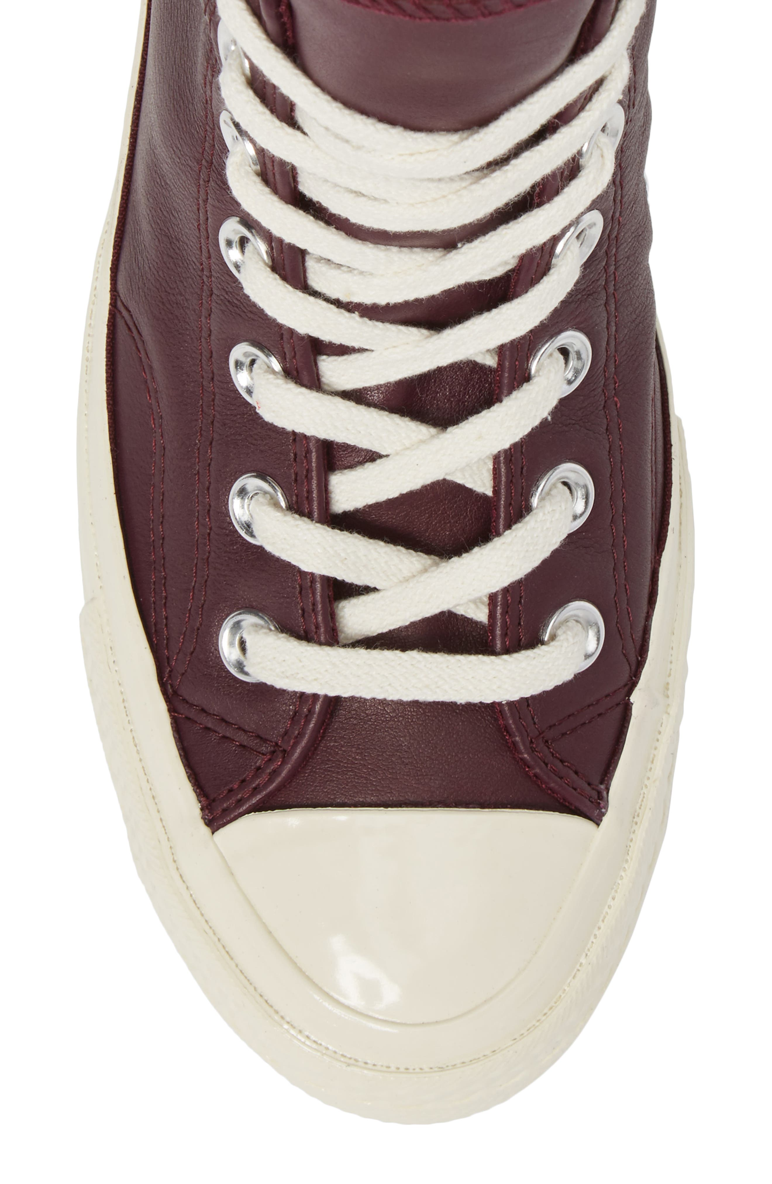 Alternate Image 5  - Converse Chuck Taylor® All Star® 70 High Top Sneaker (Women)