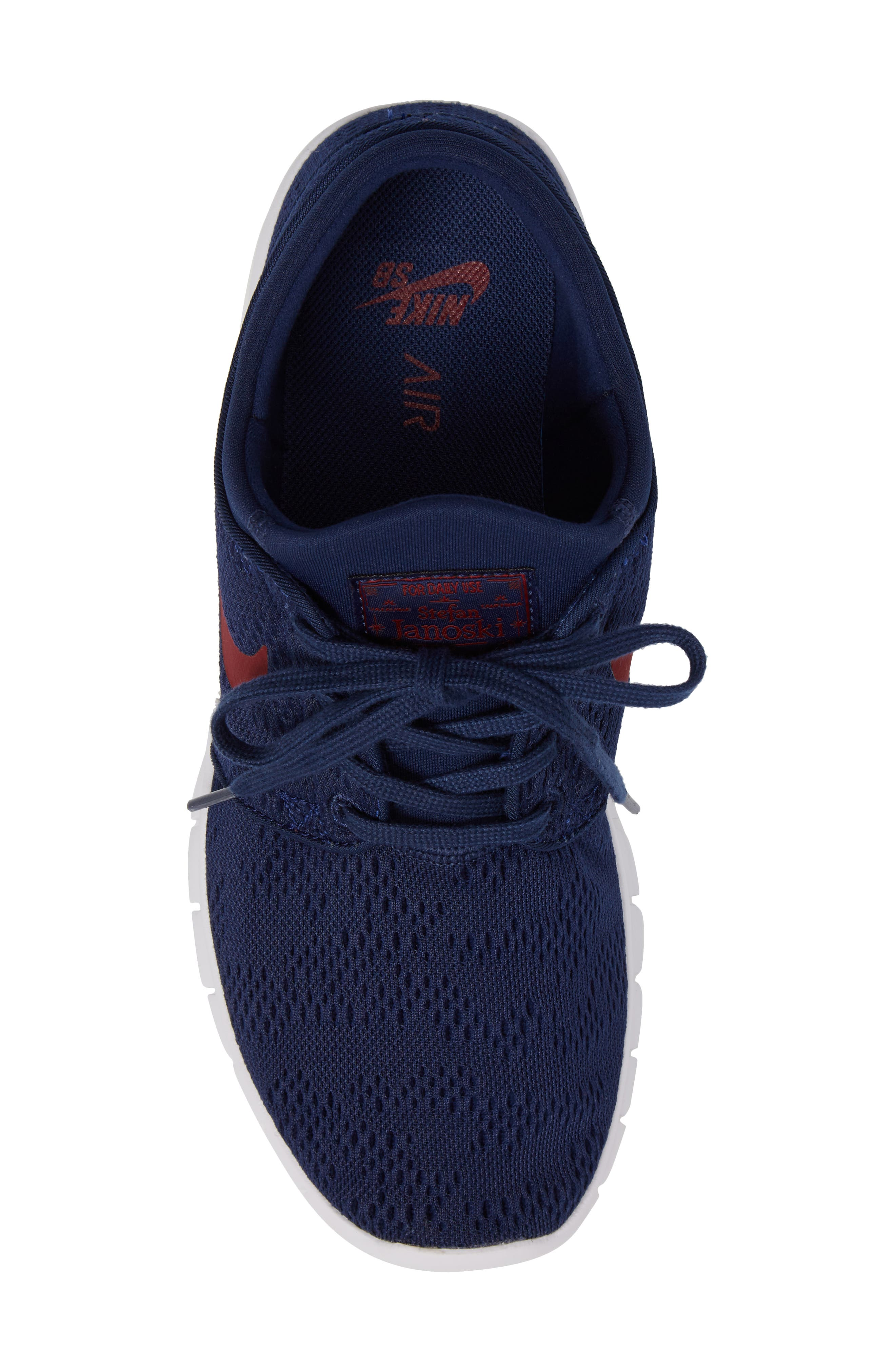 Alternate Image 5  - Nike 'Stefan Janoski - Max SB' Skate Shoe (Men)