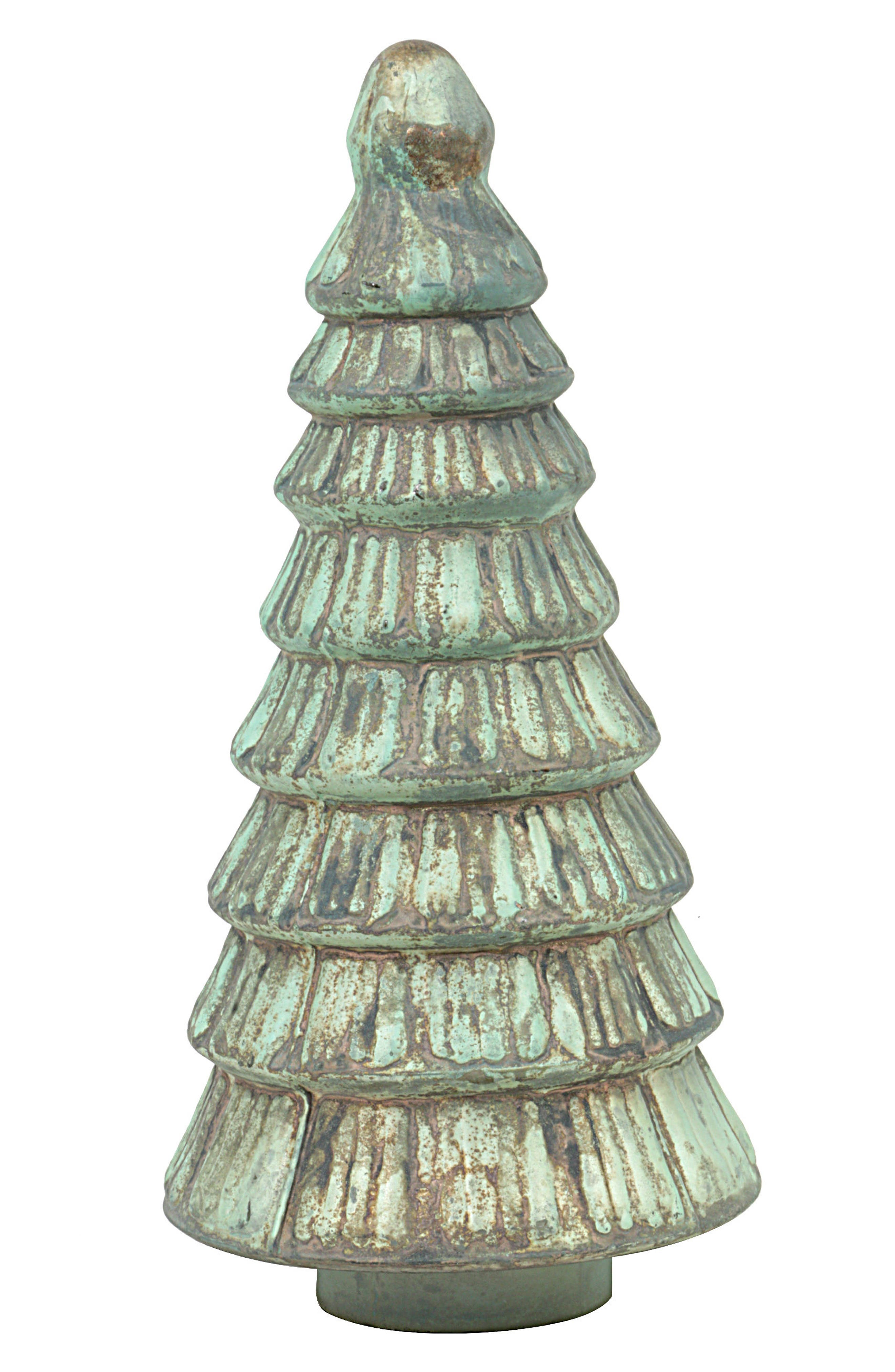 Creative Co-Op Distressed Mercury Glass Tree