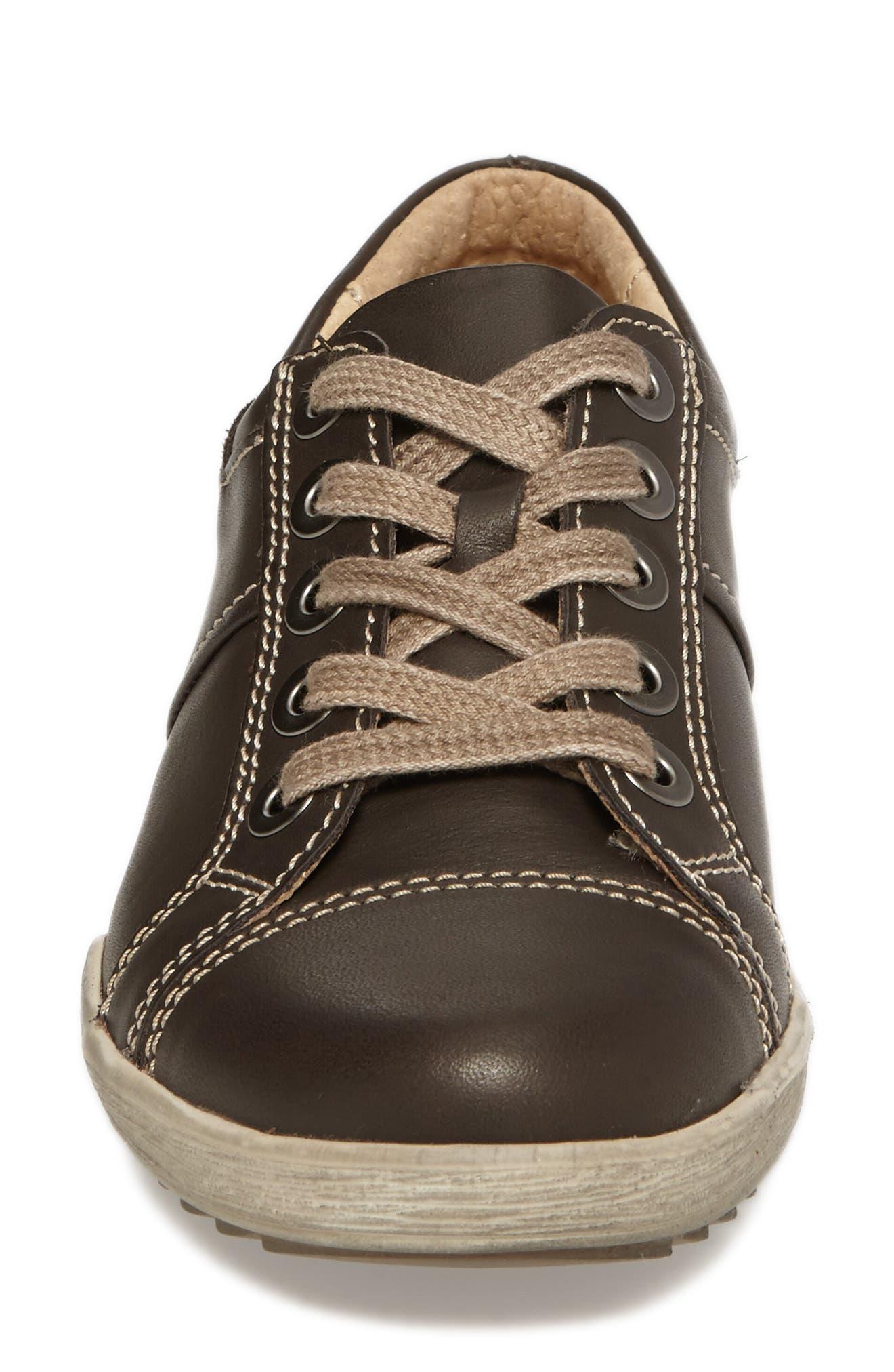 Dany 59 Sneaker,                             Alternate thumbnail 4, color,                             Moro Leather