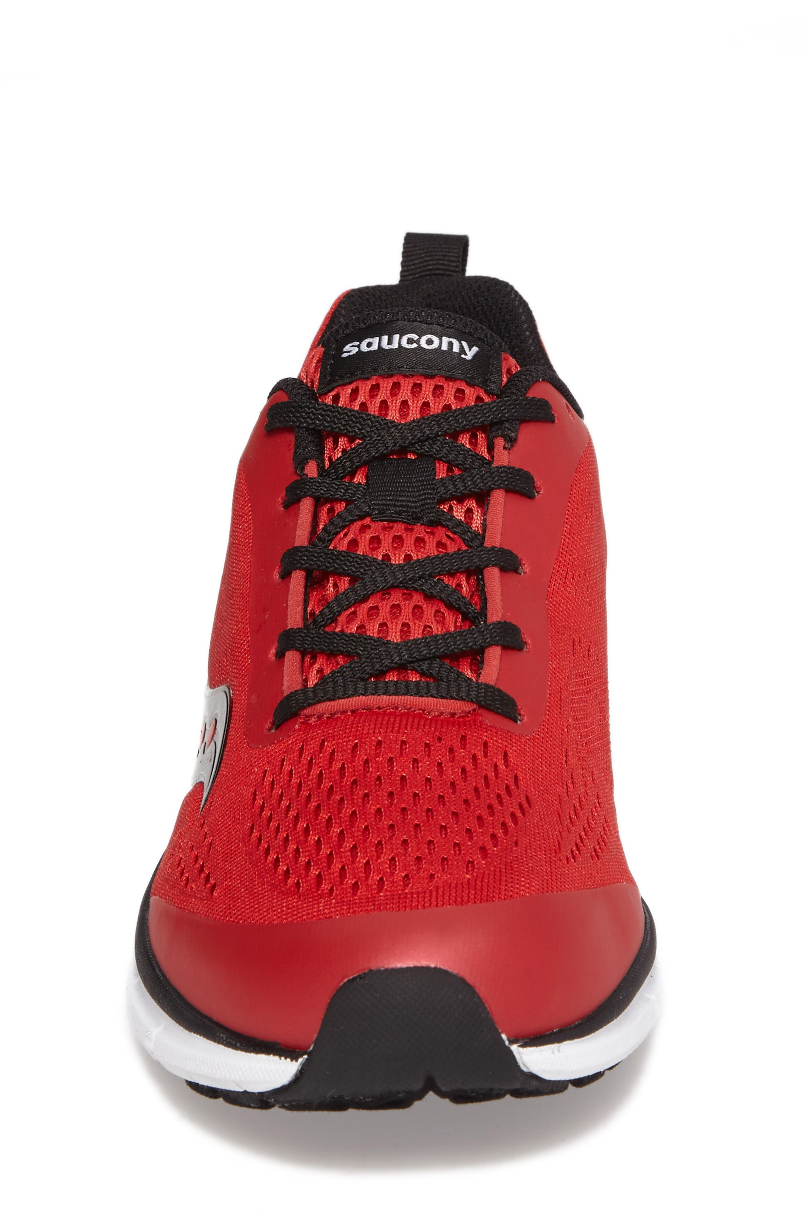 Ideal Sneaker,                             Alternate thumbnail 4, color,                             Red