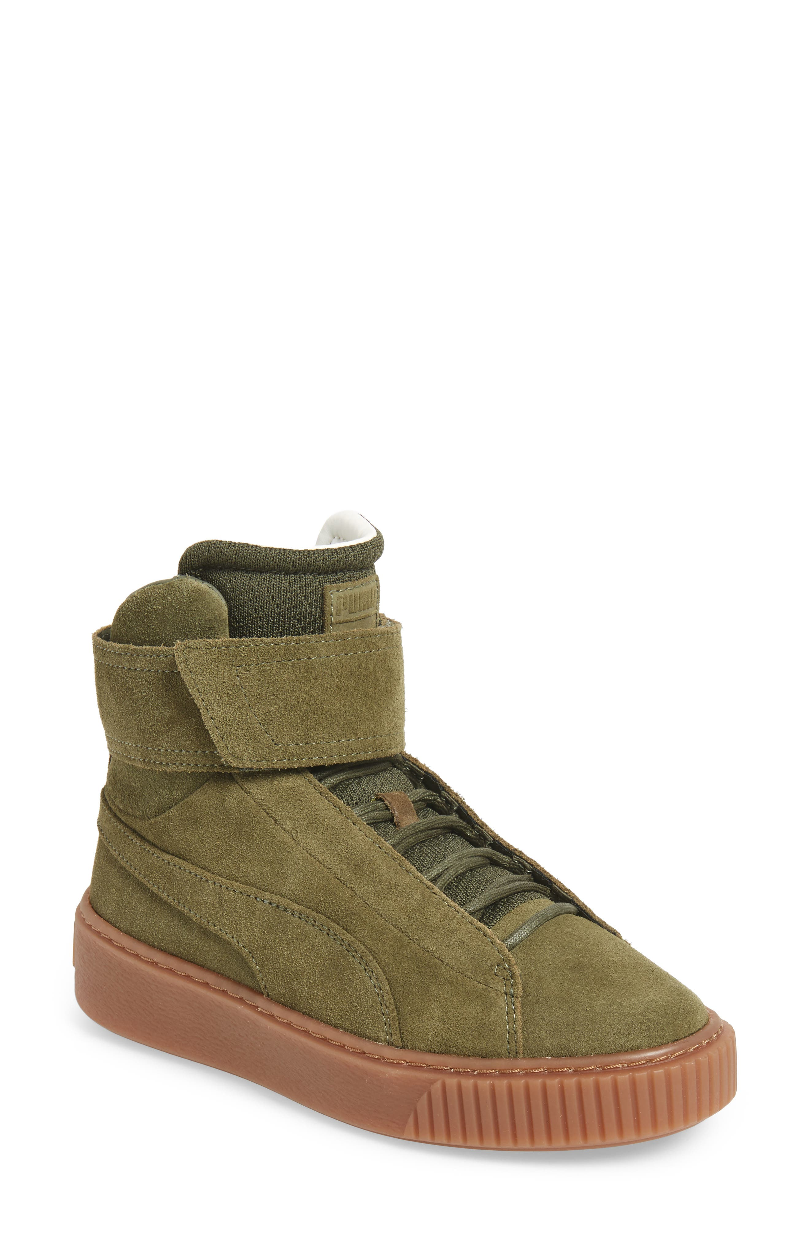 Main Image - PUMA Platform Mid OW Sneaker (Women)