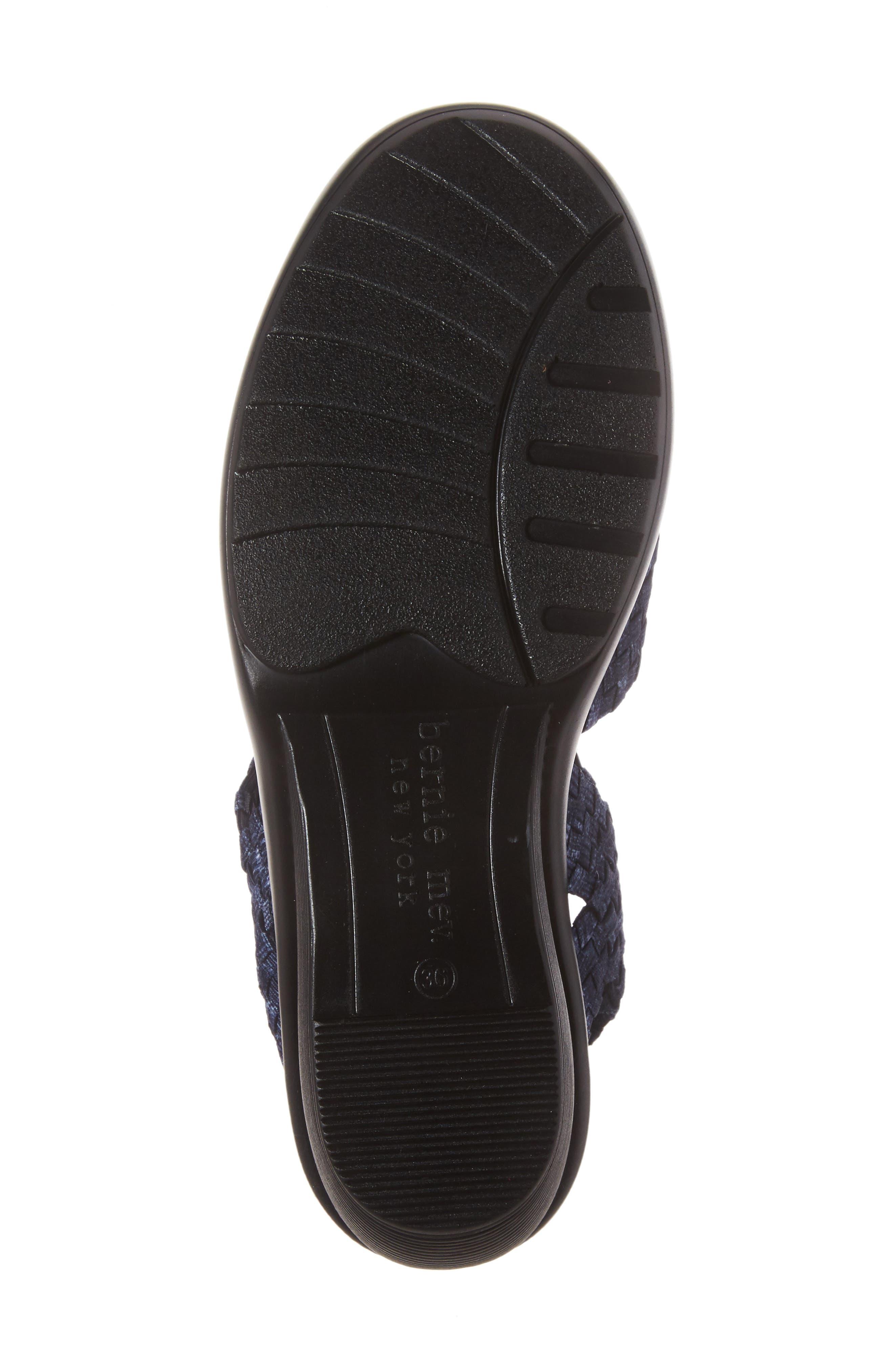 Alternate Image 6  - bernie mev. Fresh Buttercup Sandal (Women)