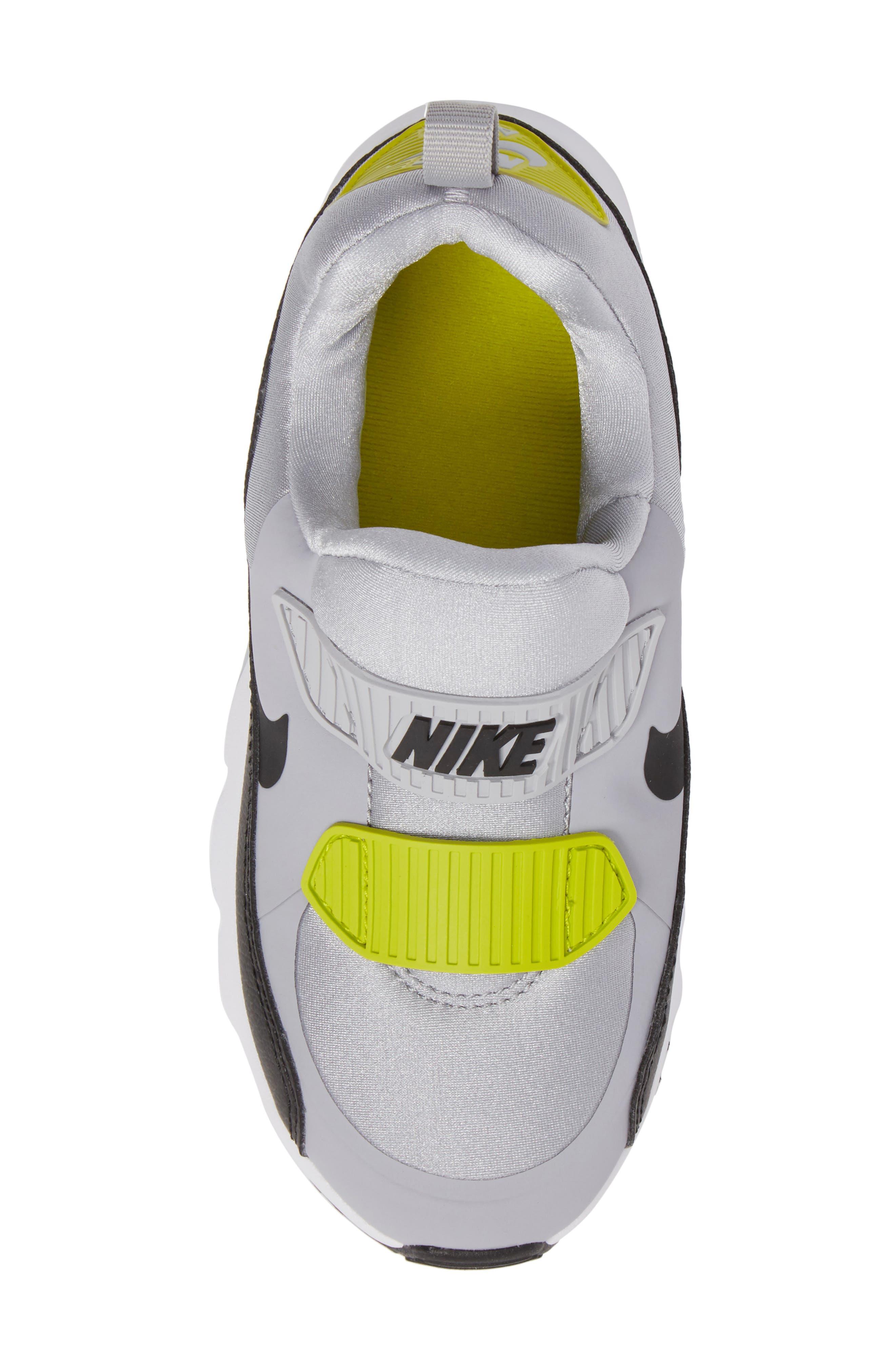 Alternate Image 5  - Nike Air Max Tiny 90 Sneaker (Baby, Walker, Toddler & Little Kid)