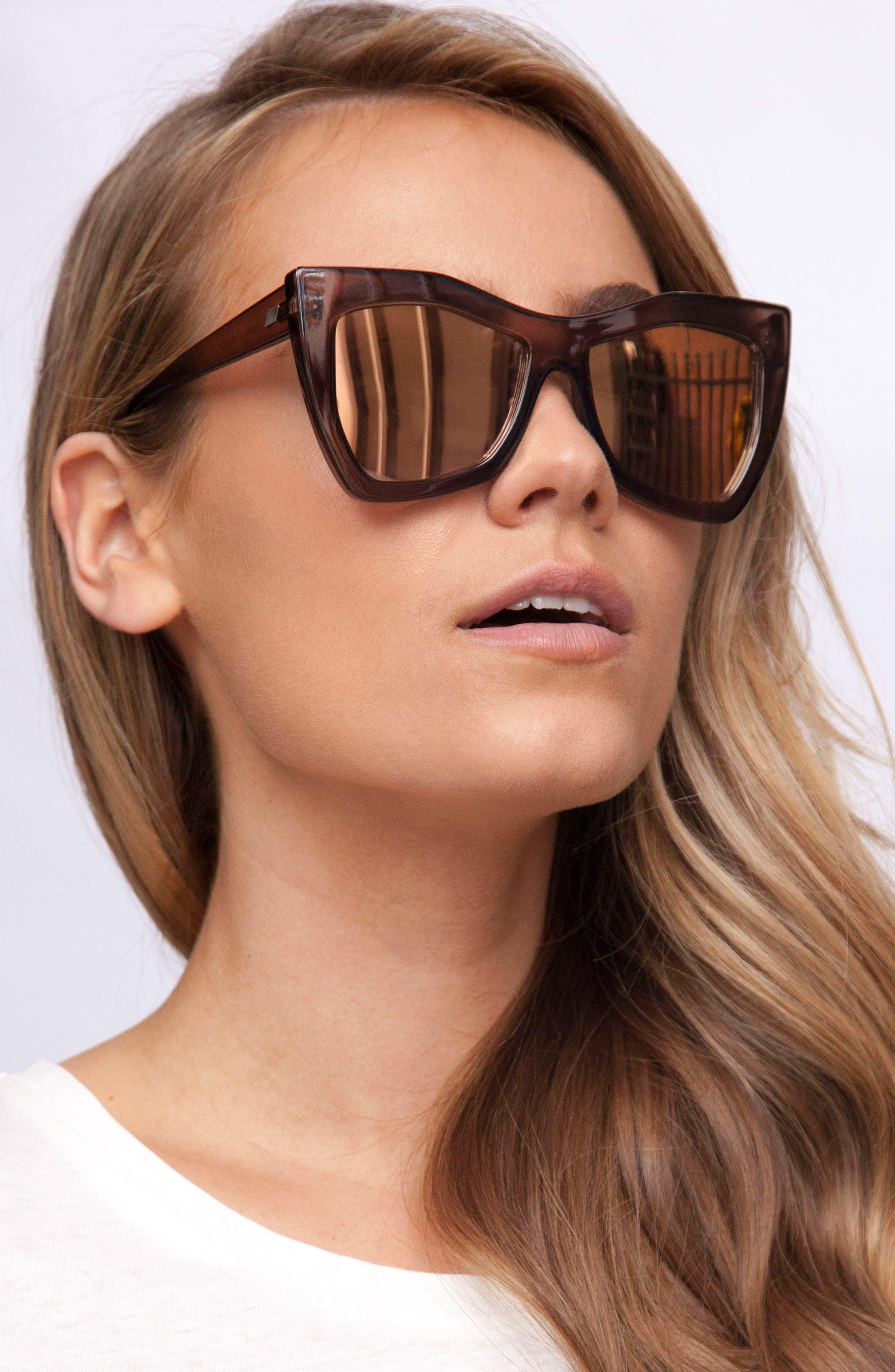 Alternate Image 4  - Le Specs Kick It 54mm Sunglasses