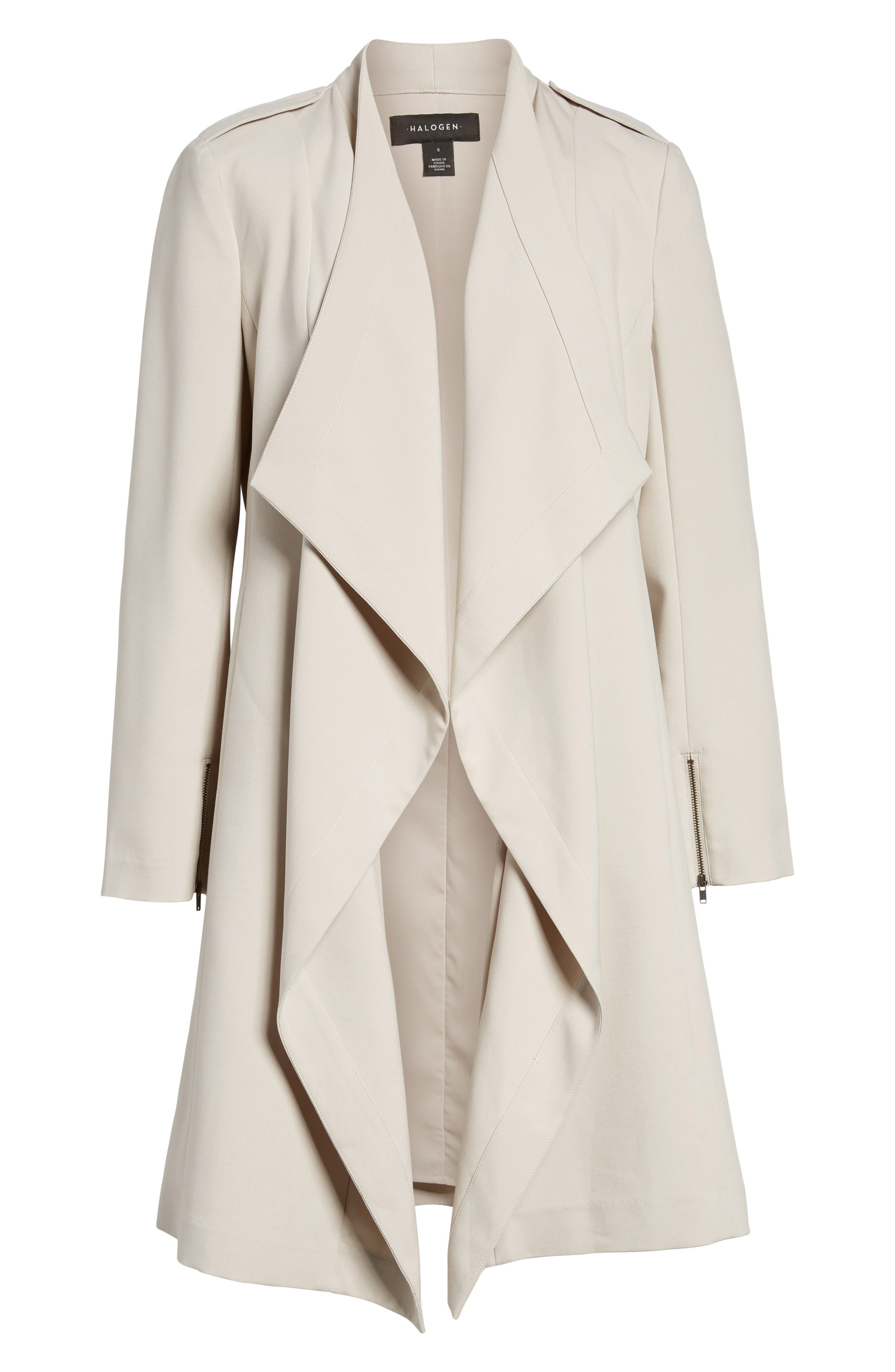 Alternate Image 6  - Halogen® Drape Jacket
