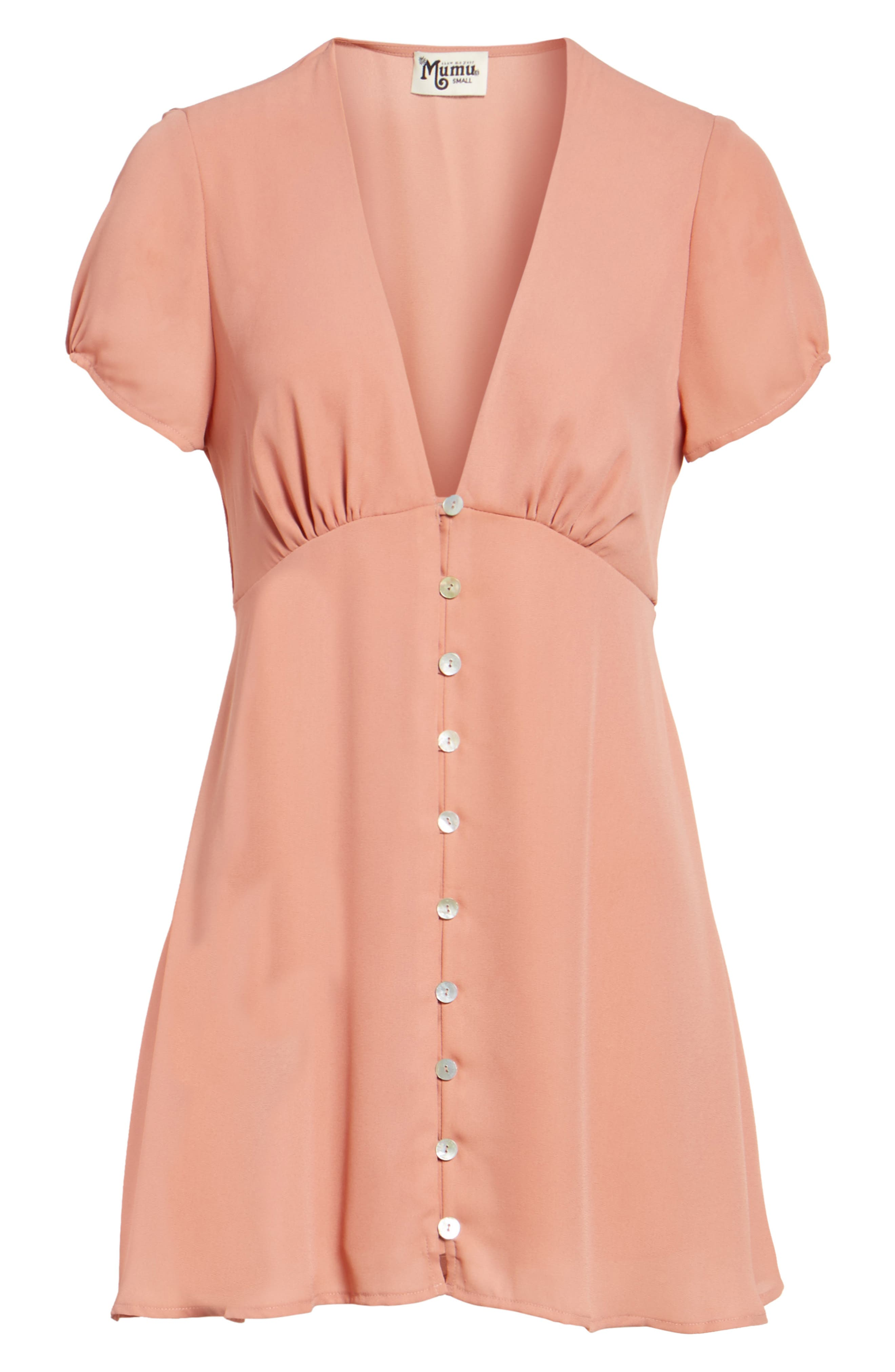Main Image - Show Me Your Mumu Robyn Babydoll Dress
