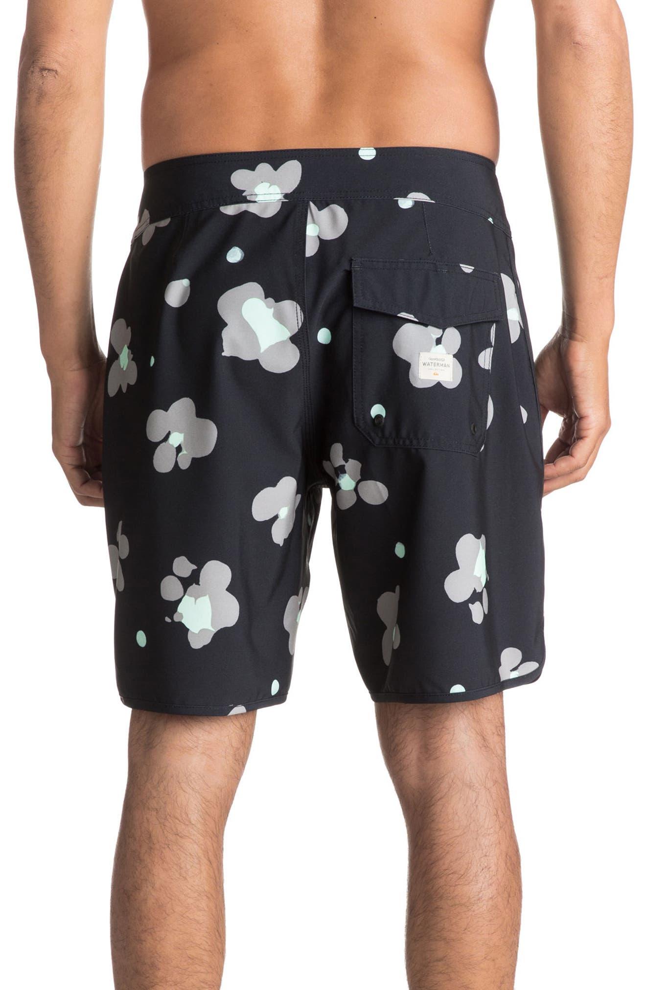 Alternate Image 2  - Quiksilver Waterman Collection Pelai Board Shorts