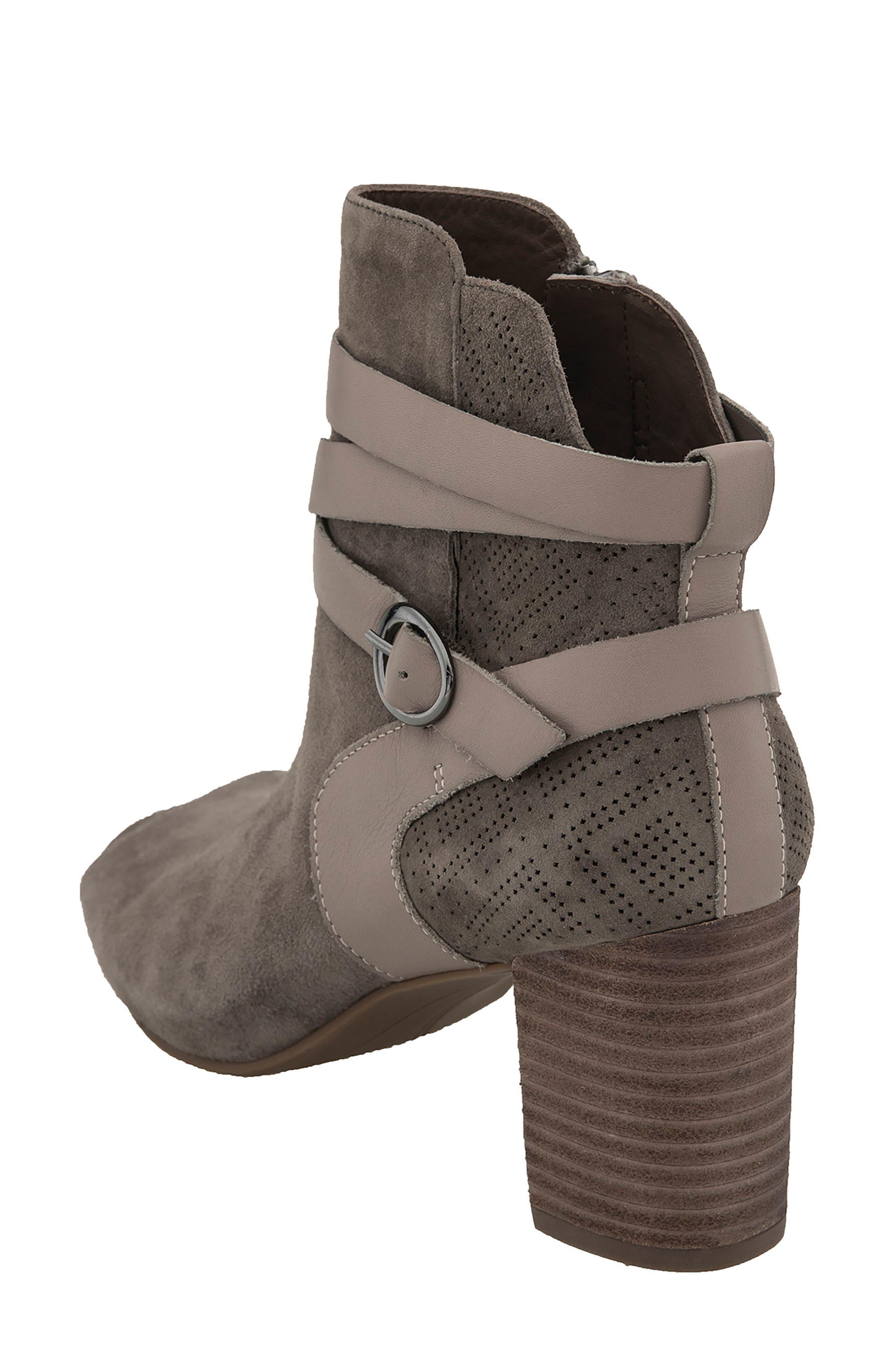 Alternate Image 3  - Earthies® Santo Strappy Peep Toe Bootie (Women)
