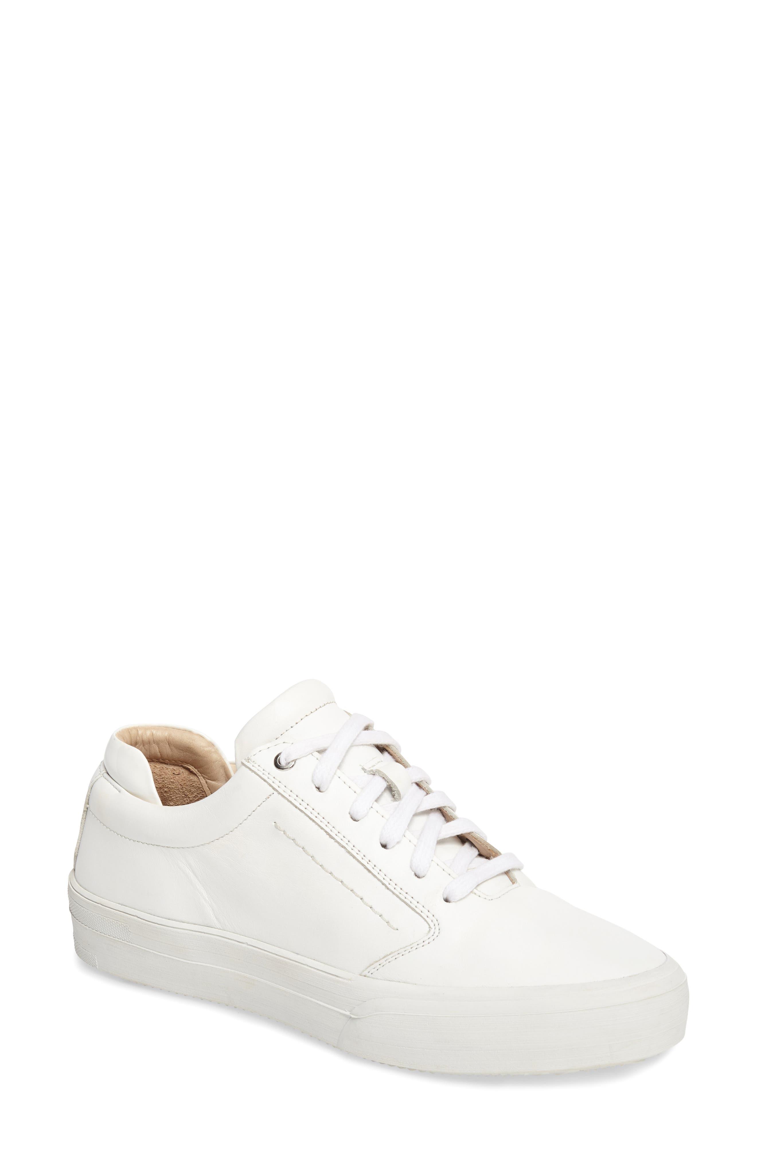 Lalibela Sneaker,                             Main thumbnail 1, color,                             White/Patent White