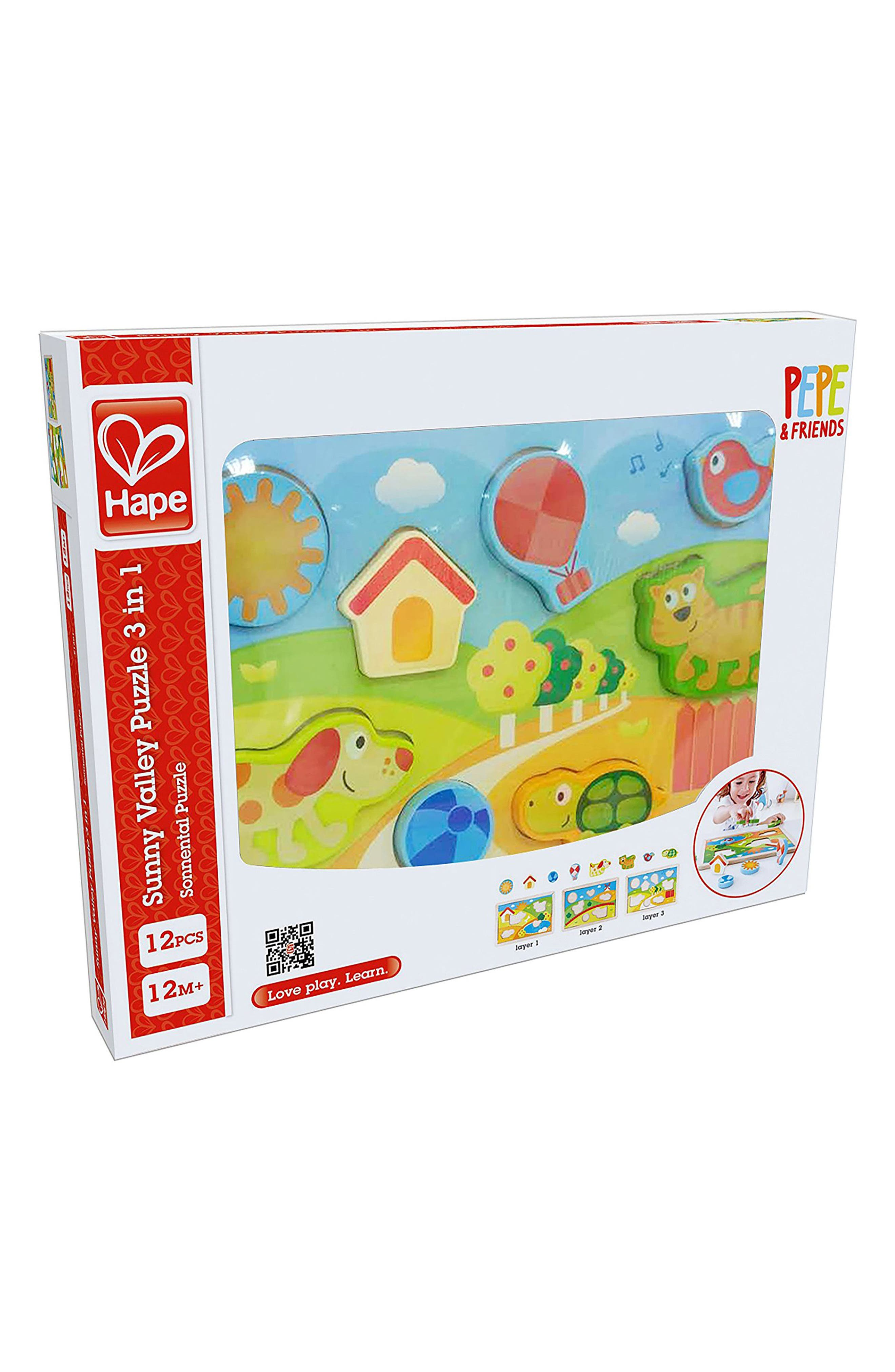 Sunny Valley 3-in-1 Puzzle,                             Alternate thumbnail 7, color,                             Multi